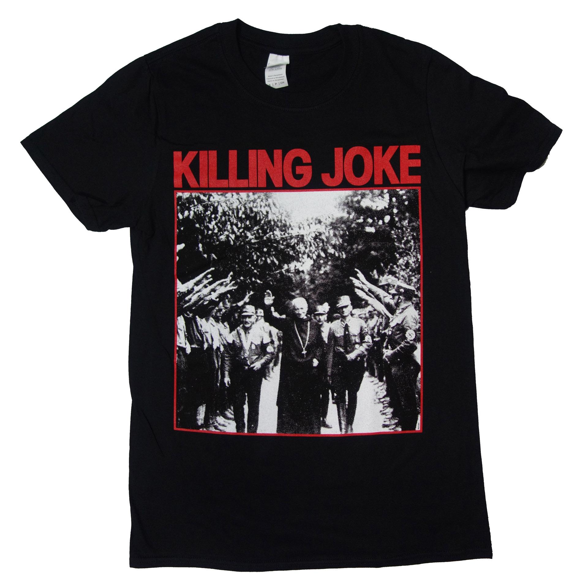 T-Shirt Killing Joke Pope