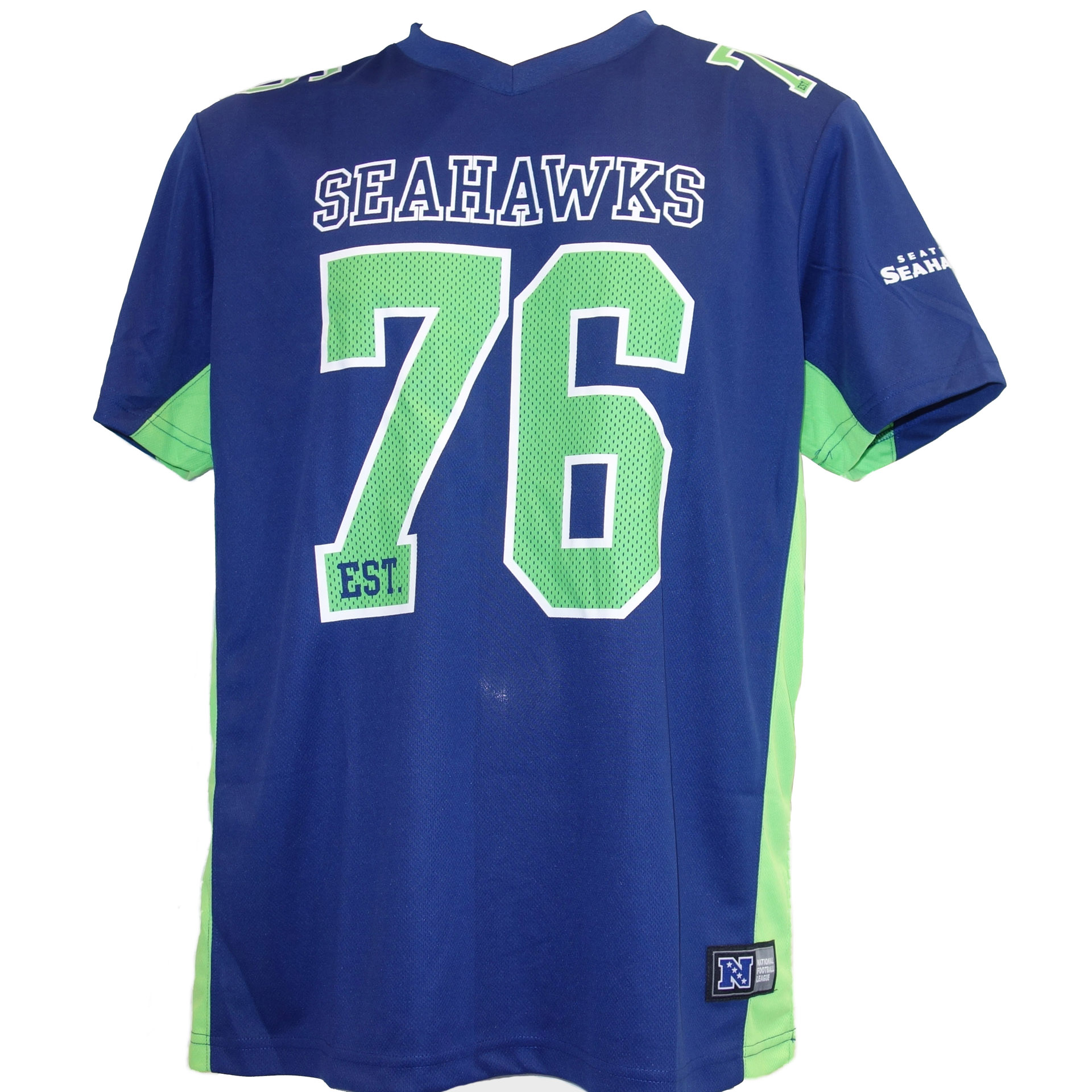 NFL T-Shirt Seattle Seahawks Poly Mesh
