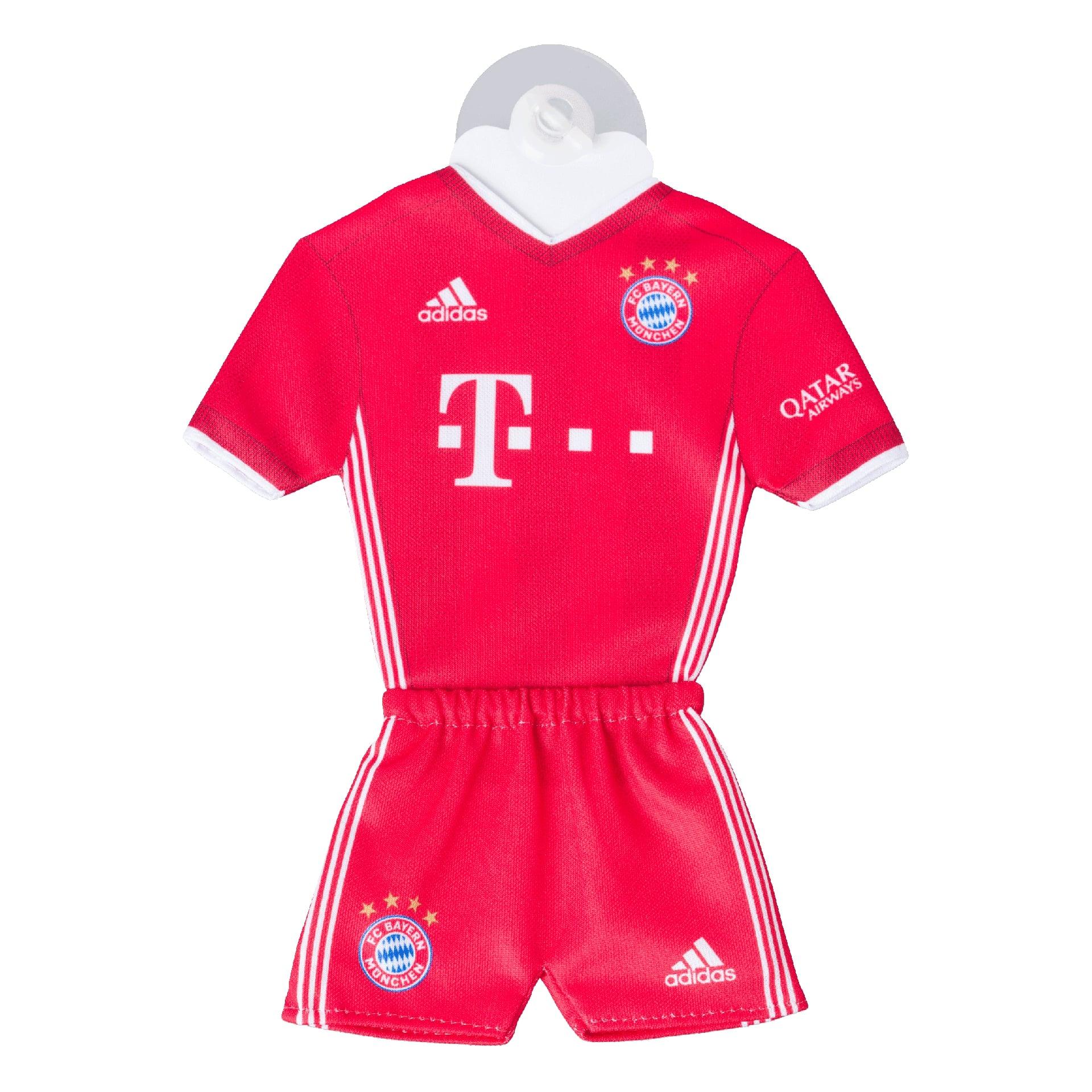 FC Bayern Auto Mini Kit 2020/2021