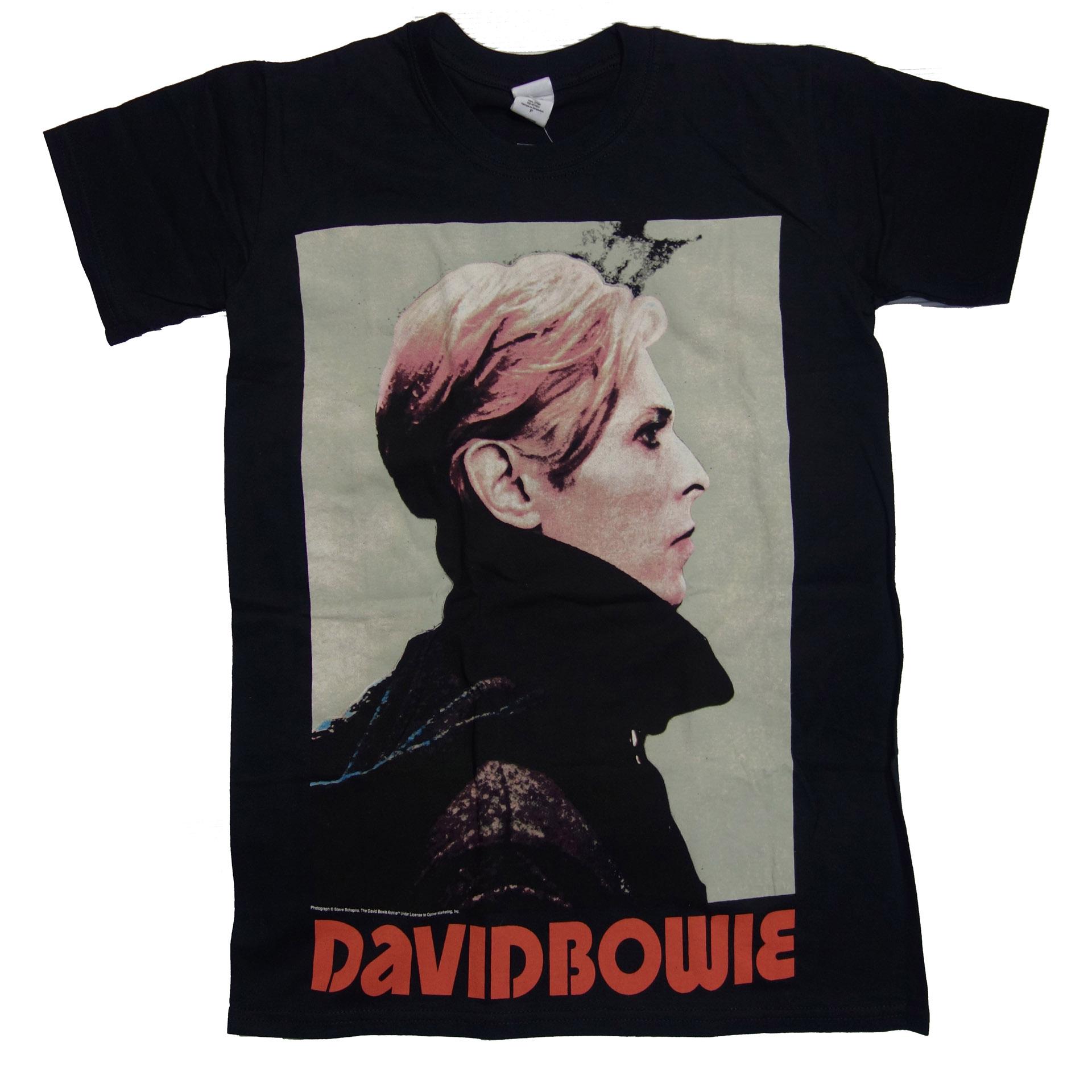 T-Shirt David Bowie Low