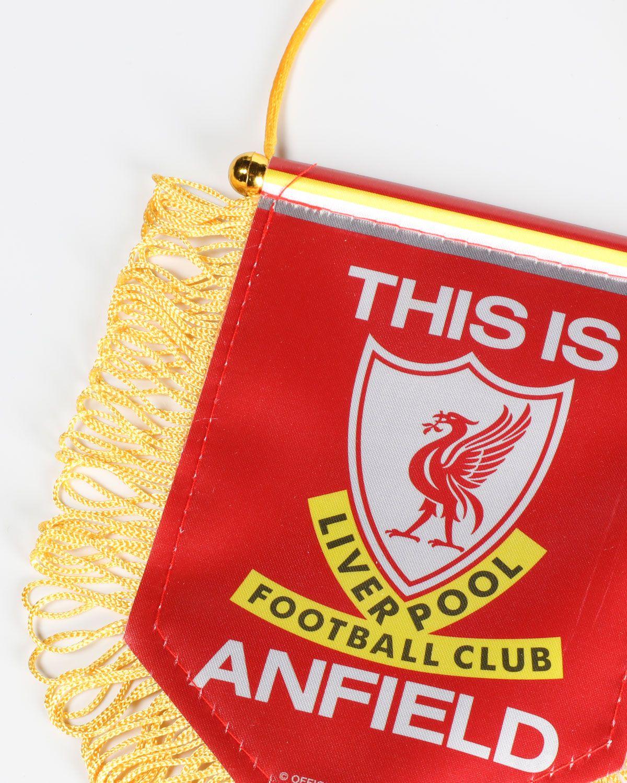 Liverpool FC Banner Wimpel Klein