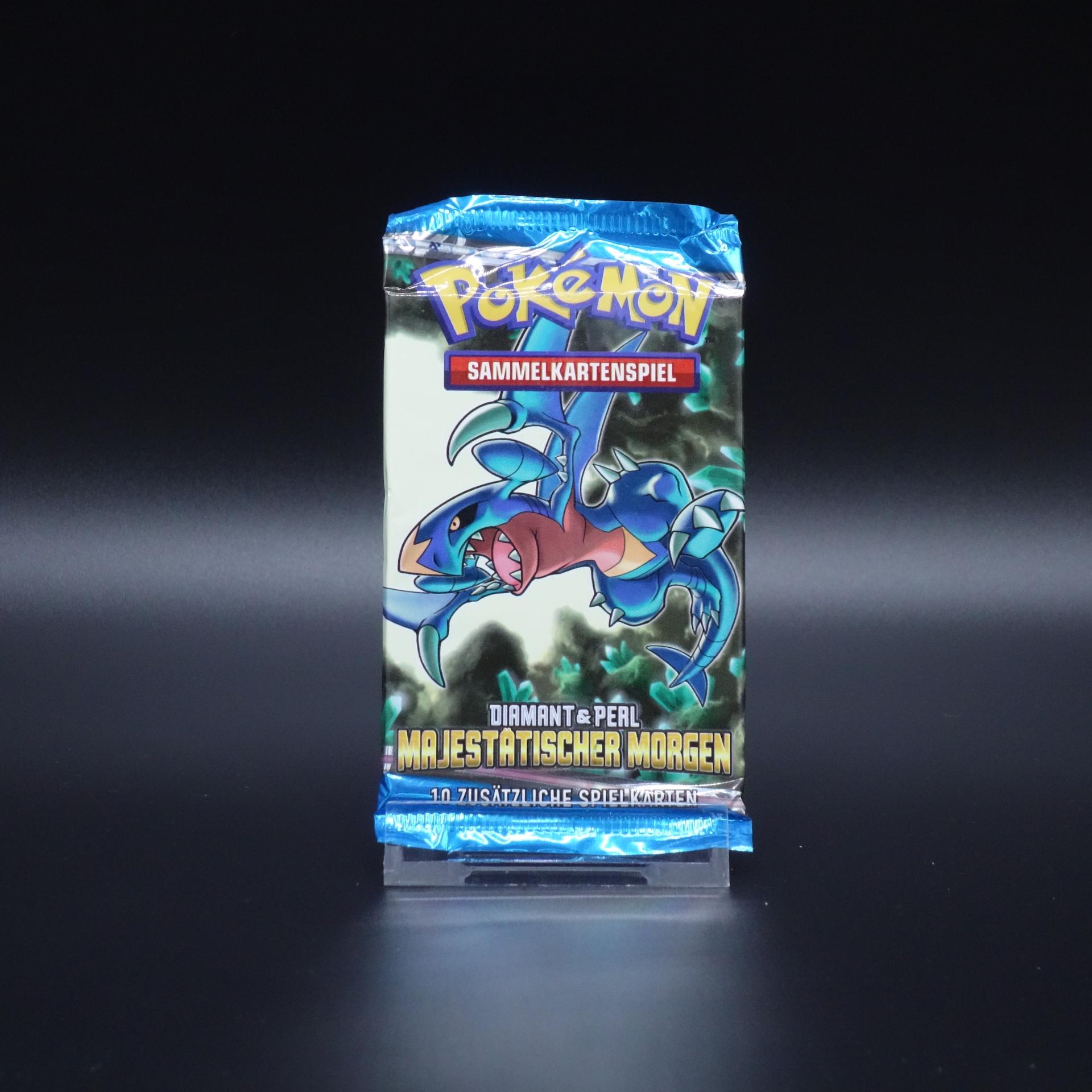 Pokemon Booster Pack Diamant & Perl Majestätischer Morgen