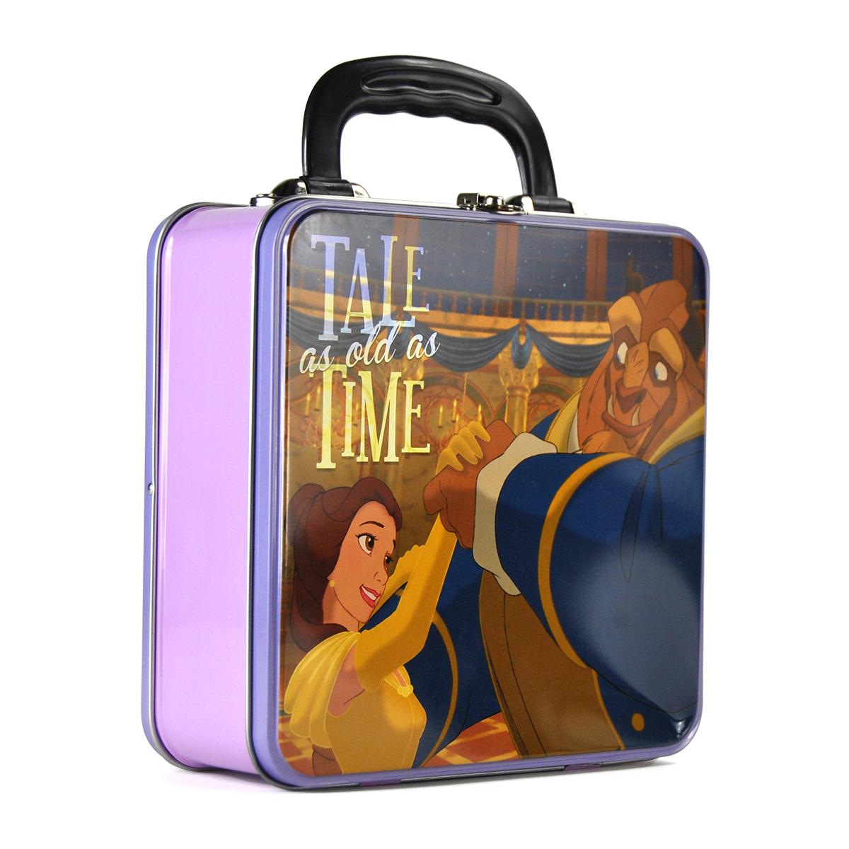 Disney Die Schöne und das Biest Metallkoffer Büchse Lunch Box