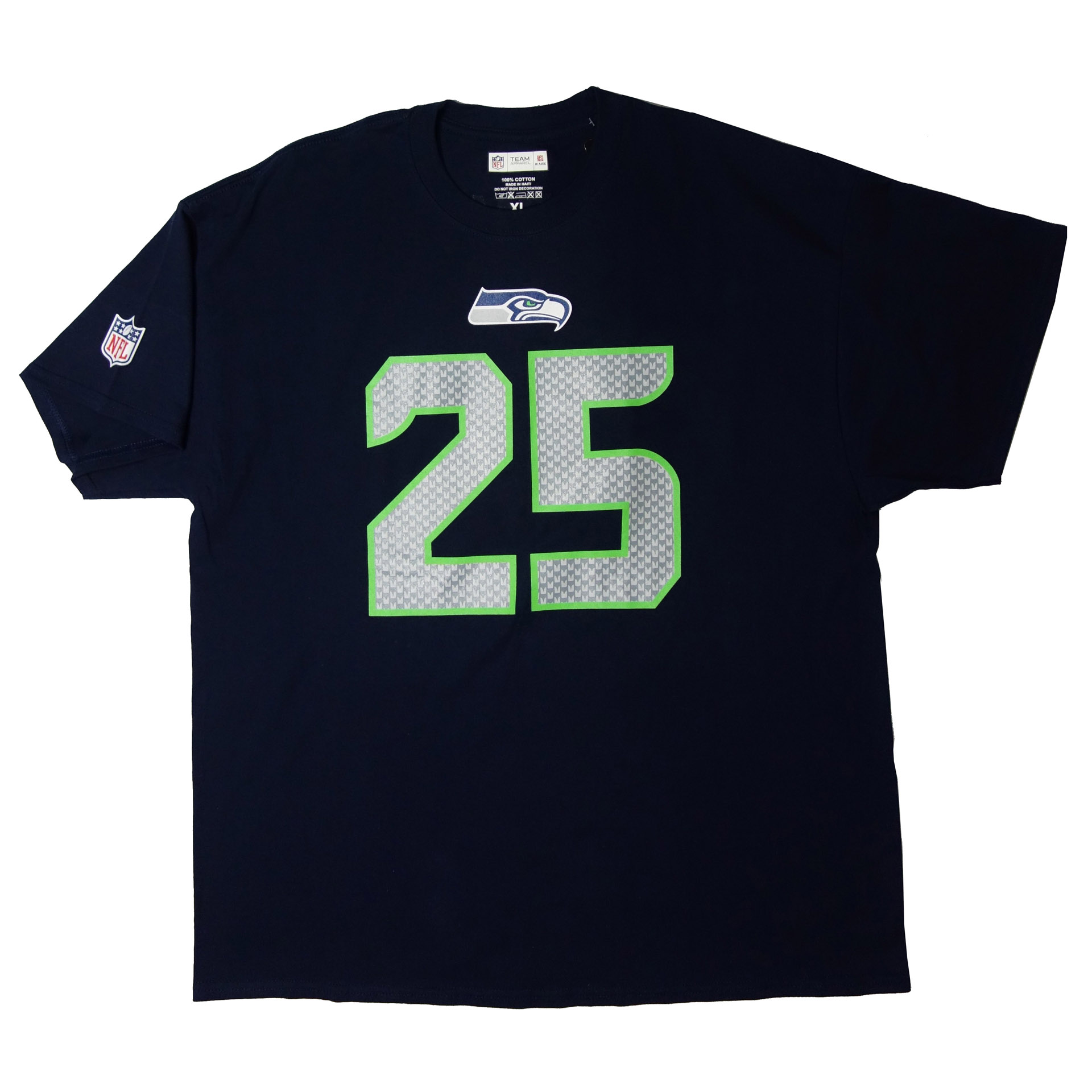 NFL Players T-Shirt Seattle Seahawks Sherman Nr. 25