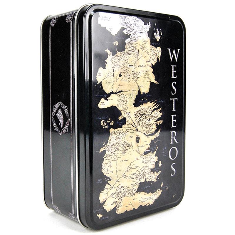 Game of Thrones Box Metalldose Büchse