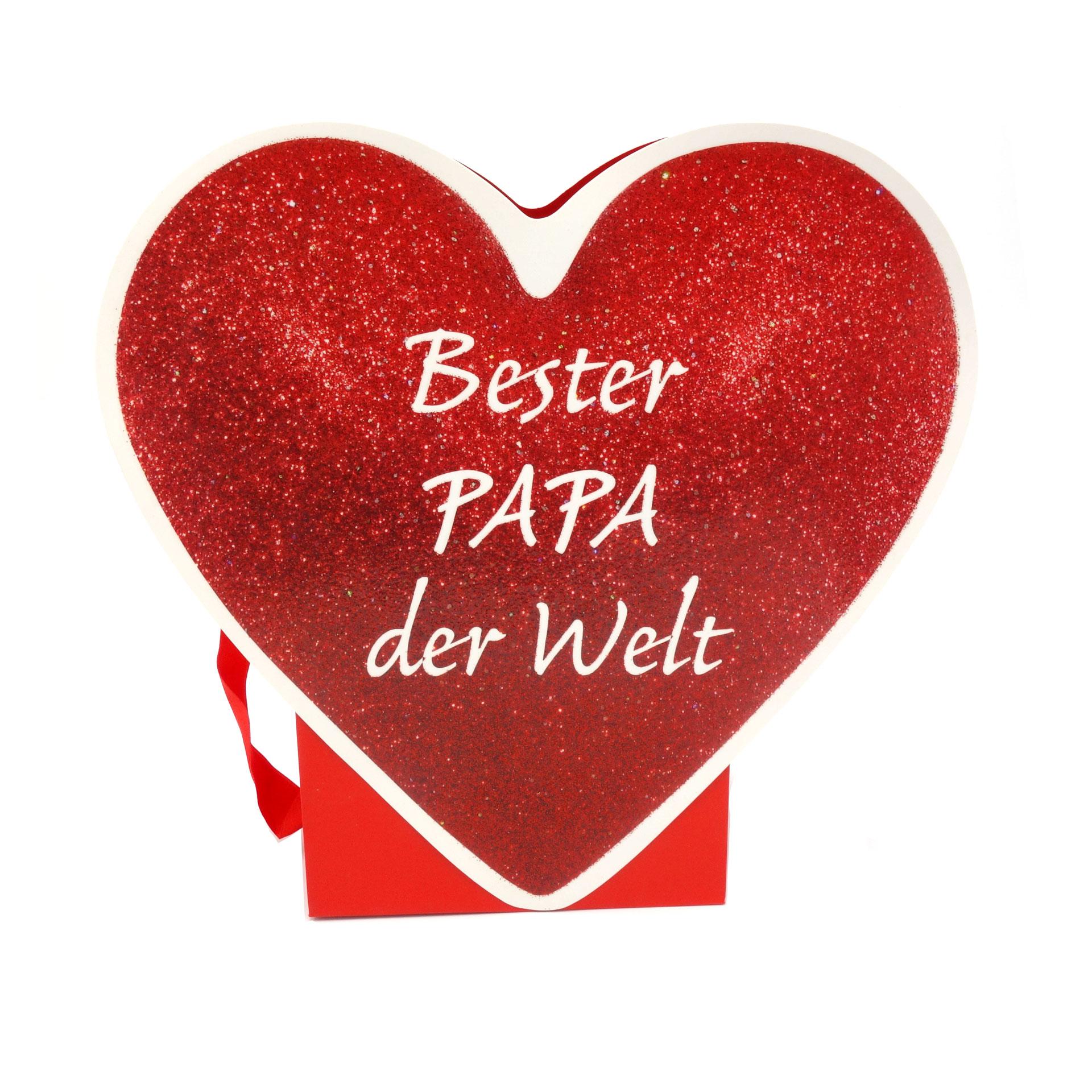 Geschenktüte Bester Papa Der Welt