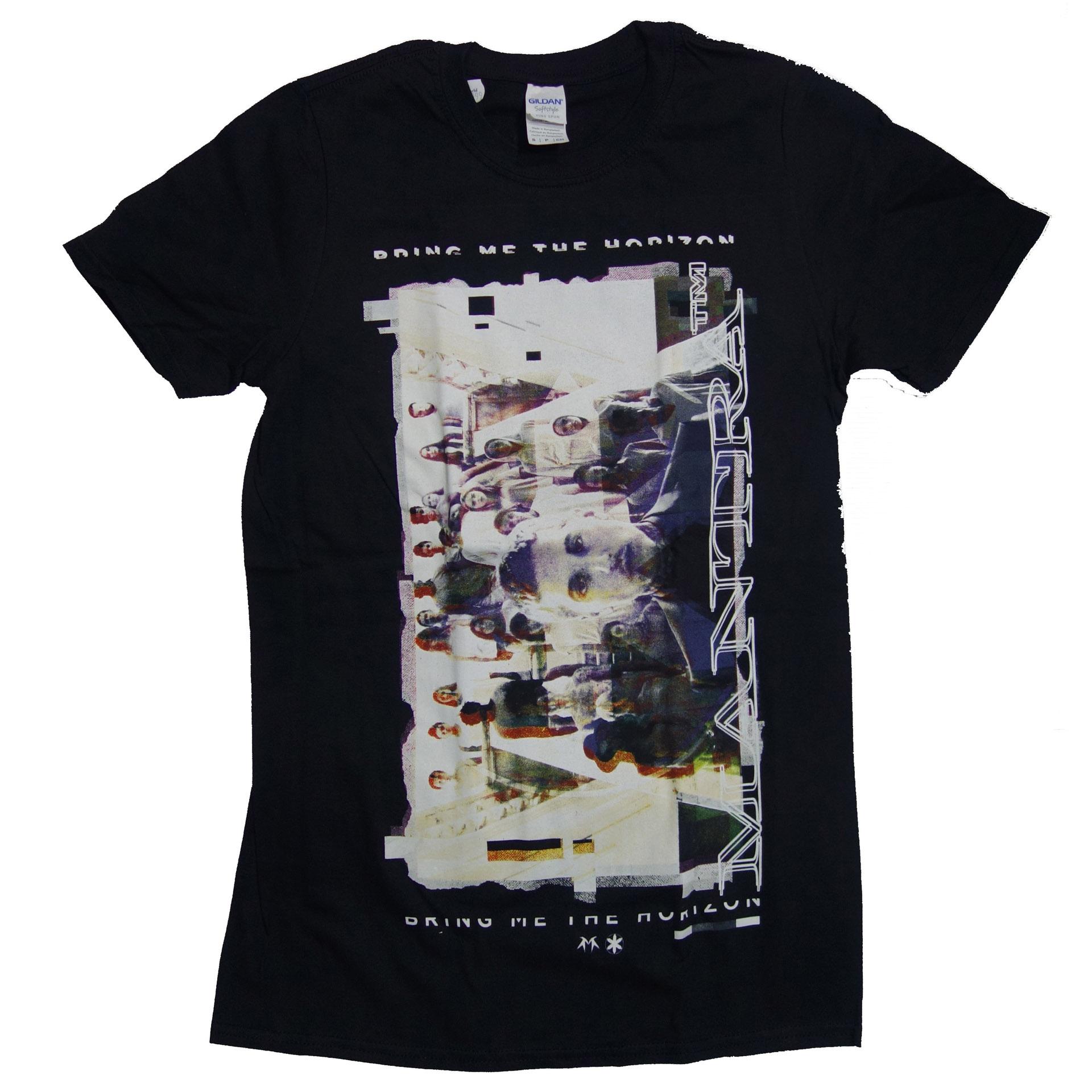 T-Shirt Bring Me The Horizon Mantra Cover
