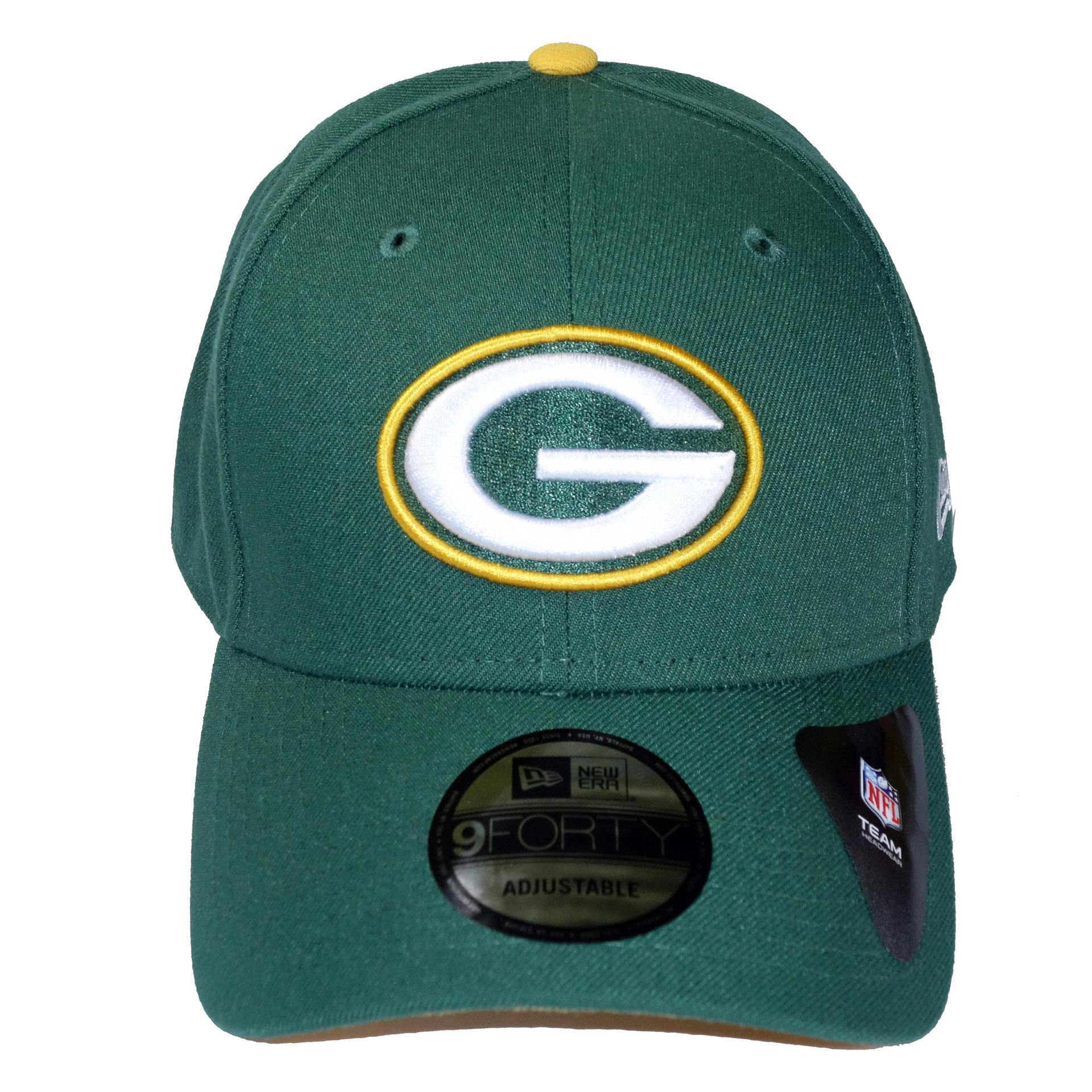 NFL New Era Cap Green Bay Packers