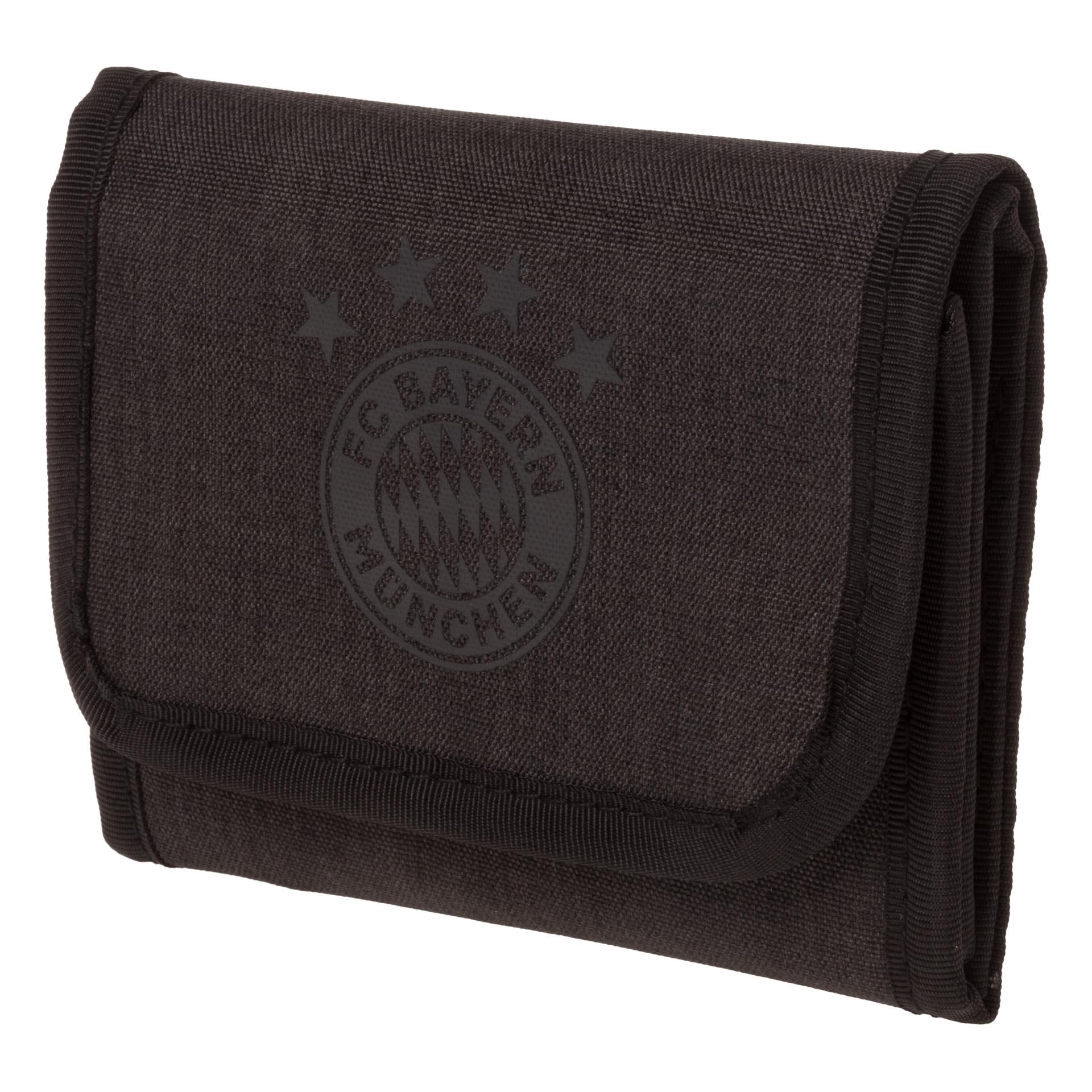 FC Bayern Geldbörse Anthrazit
