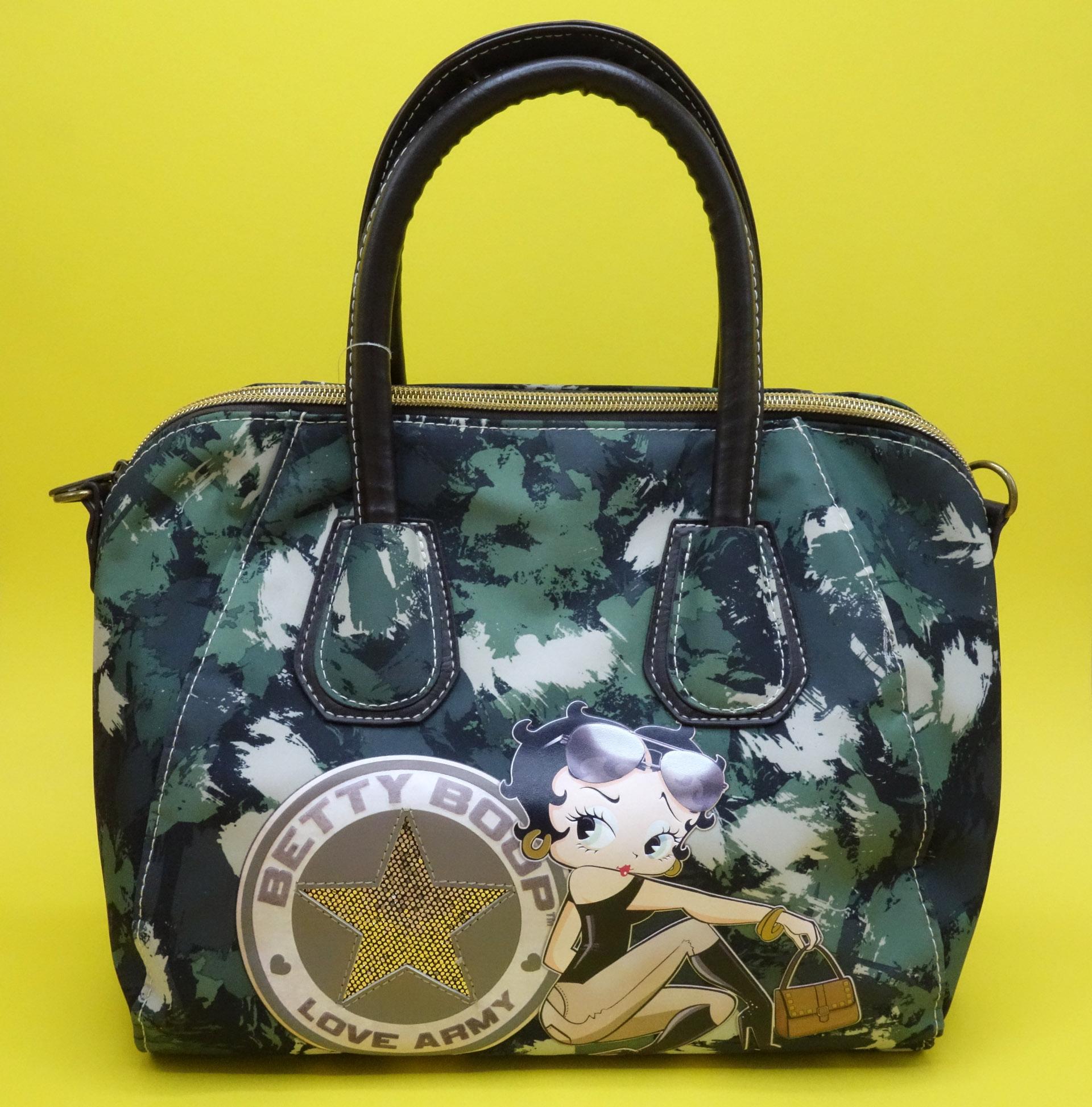 Betty Boop Tasche Love Army