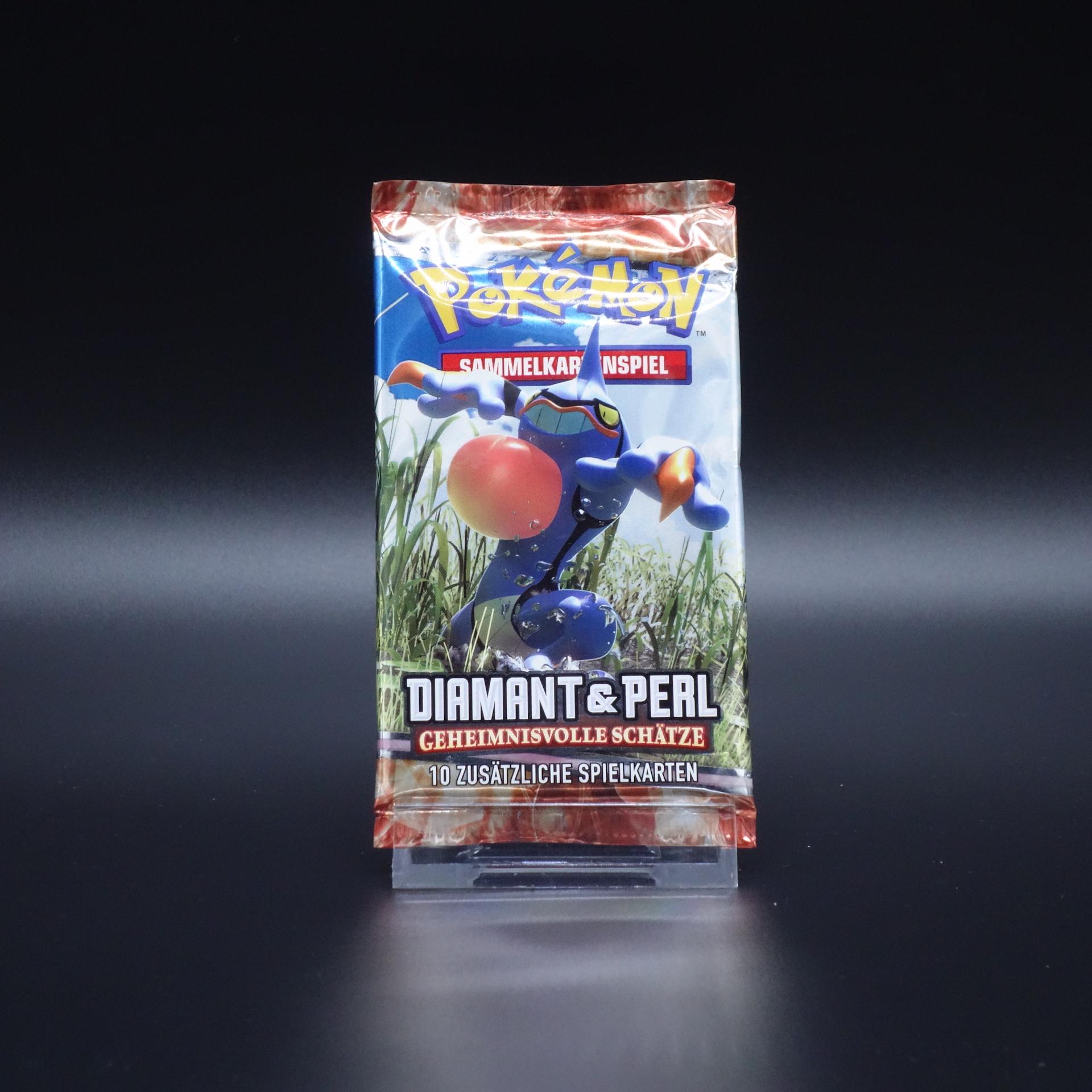 Pokemon Booster Diamant & Perl Geheimnisvolle Schätze 2