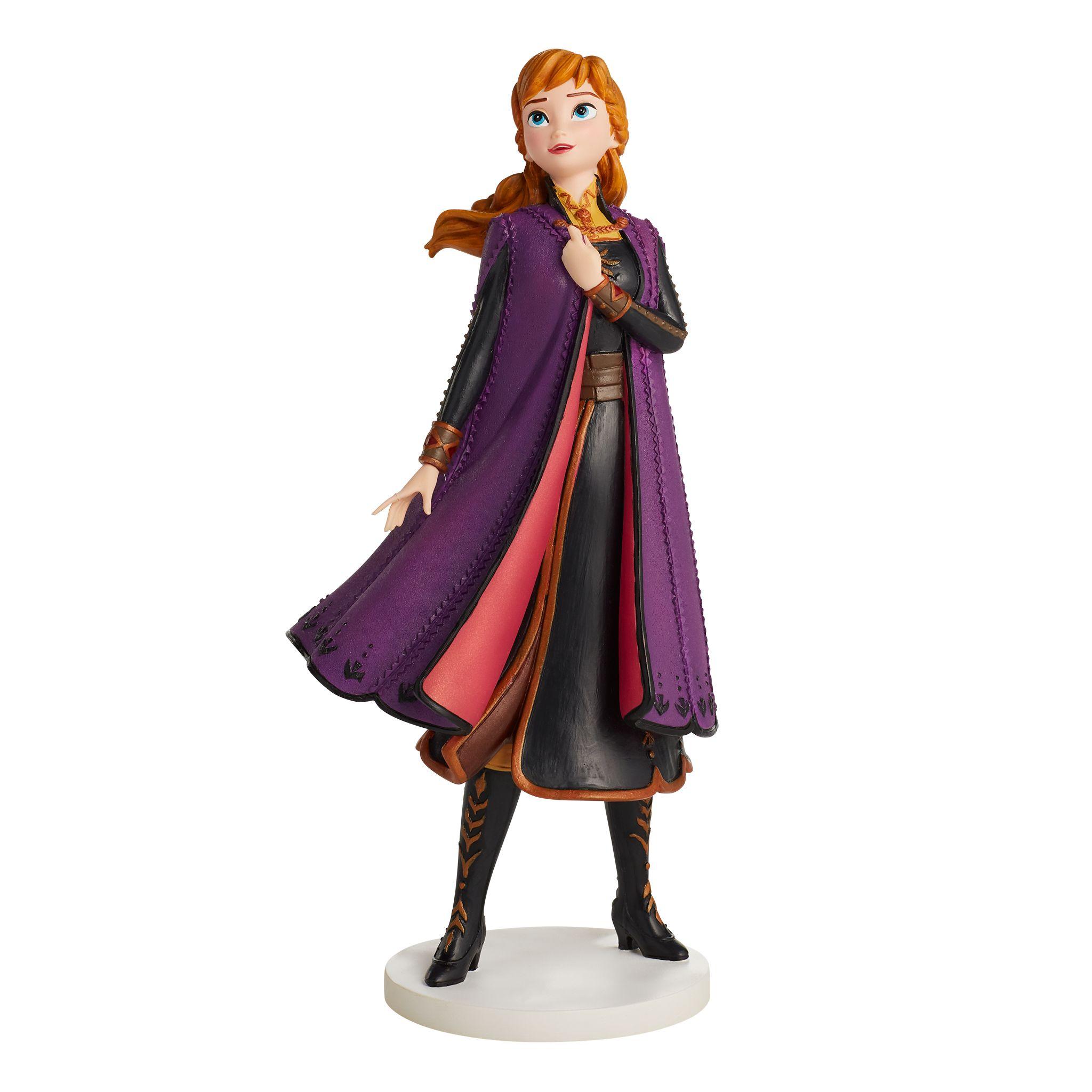 Live Action Anna Frozen Figurine N