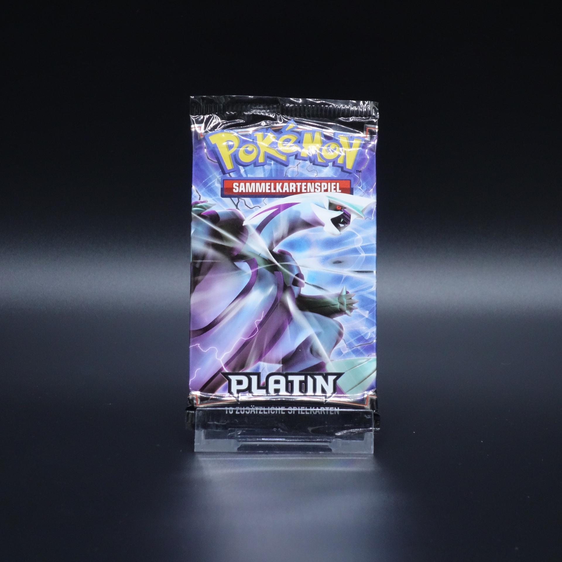 Pokemon Booster Platin Pack Sammelkartenspiel 3