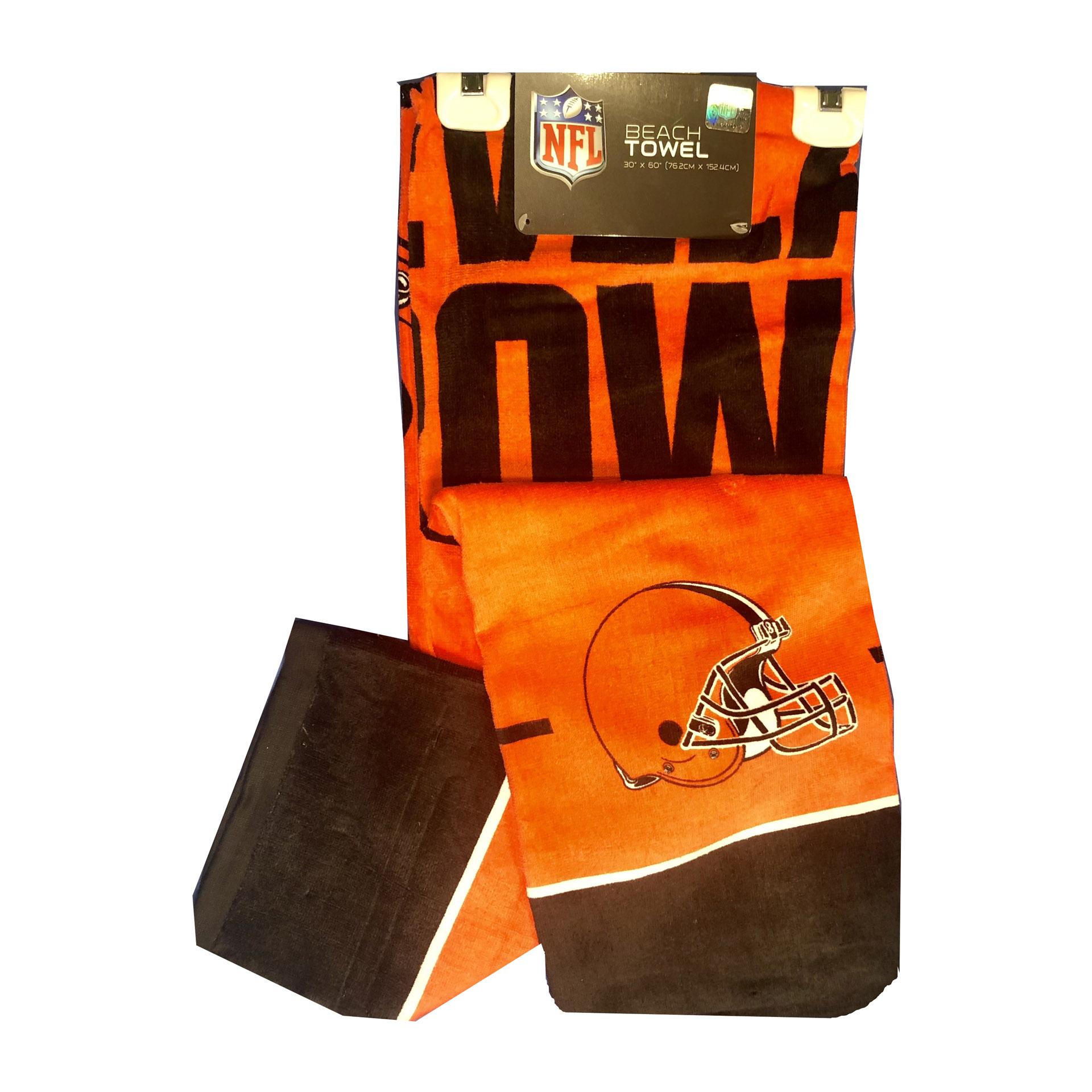 NFL Duschtuch Cleveland Browns