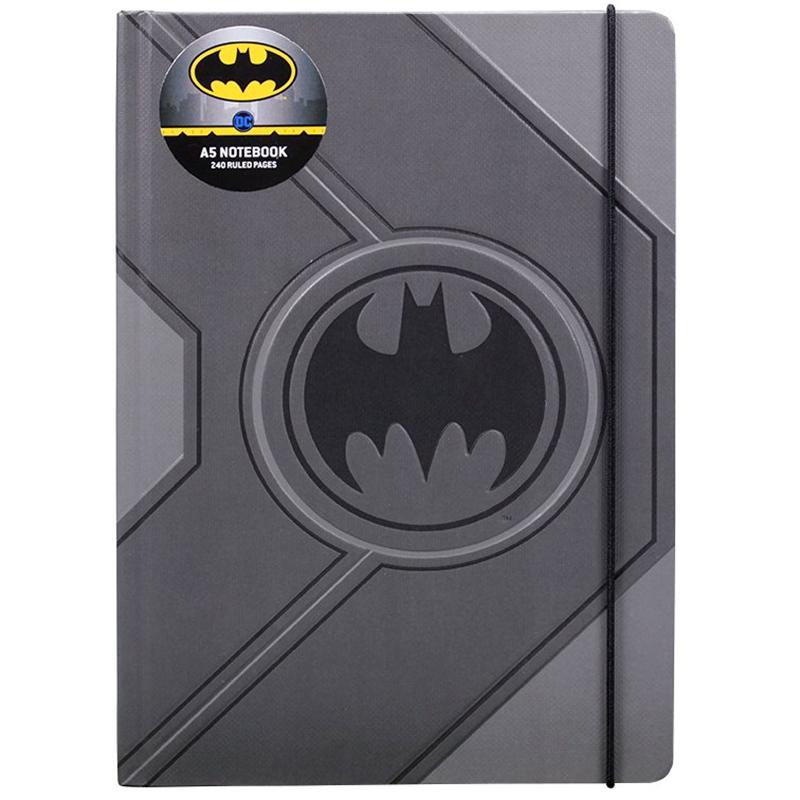 Batman A5 Notizbuch Notebook