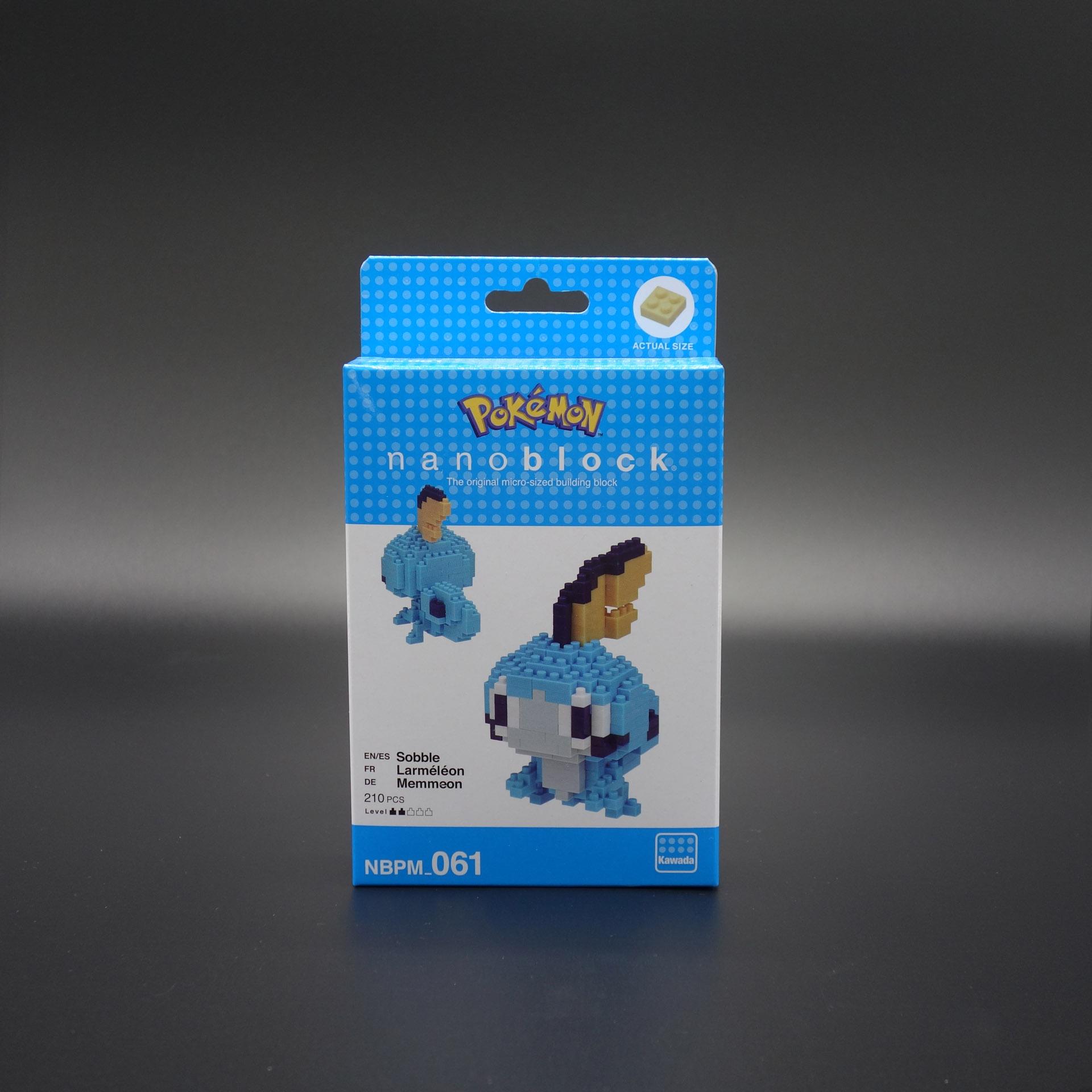 Pokemon nanoblock Memmeon