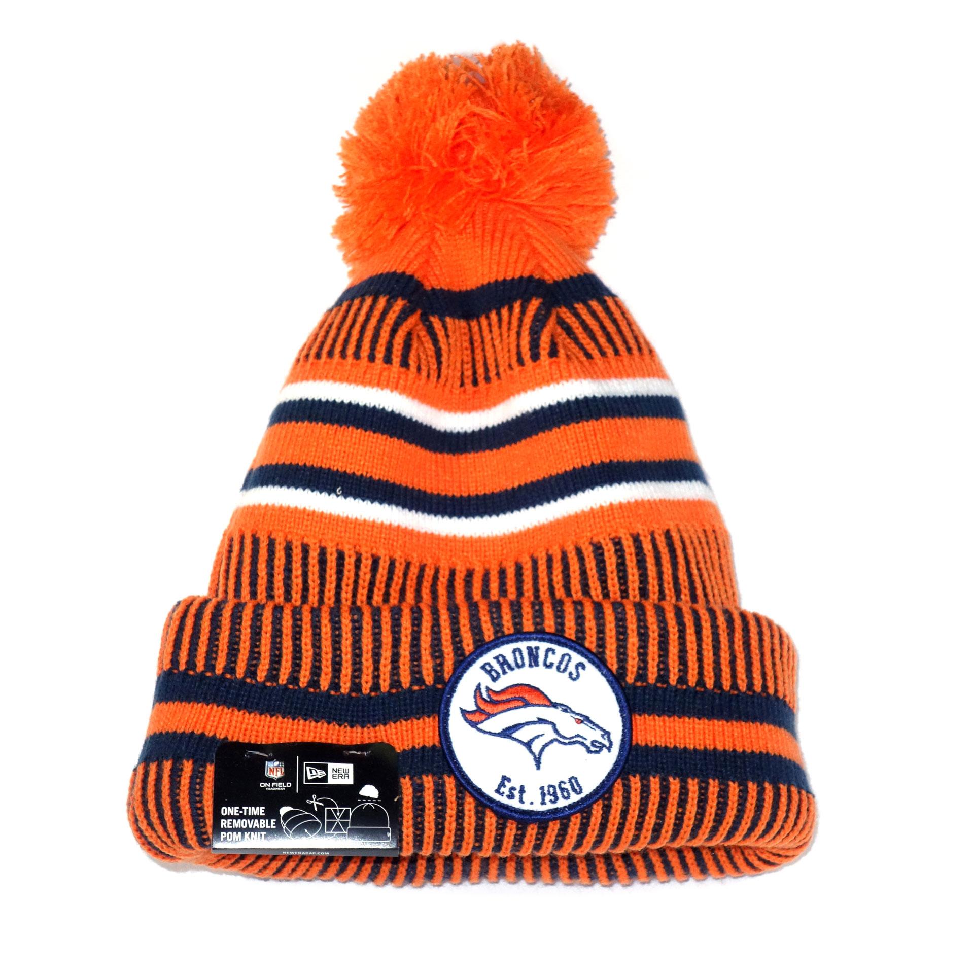 NFL Beanie Strickmütze Denver Broncos