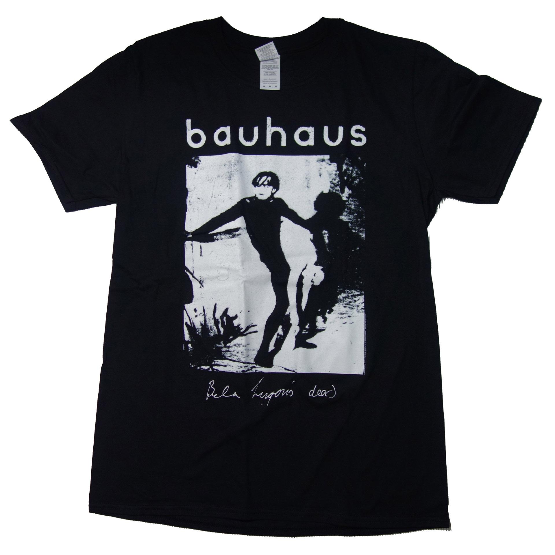 T-Shirt Bauhaus Bela Lugosi's Dead