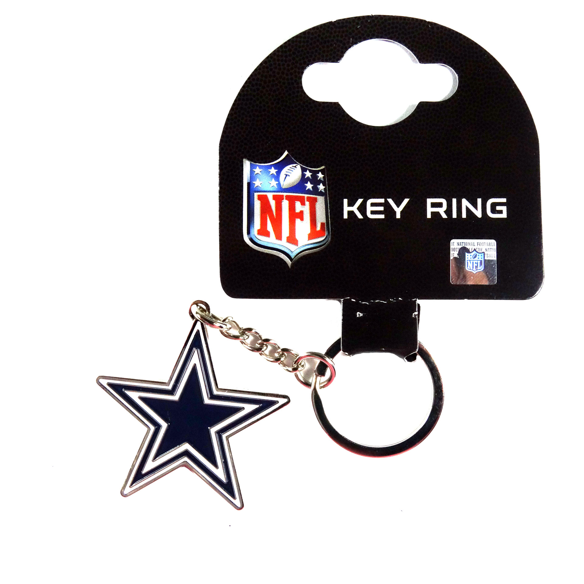 NFL Schlüsselanhänger Dallas Cowboys