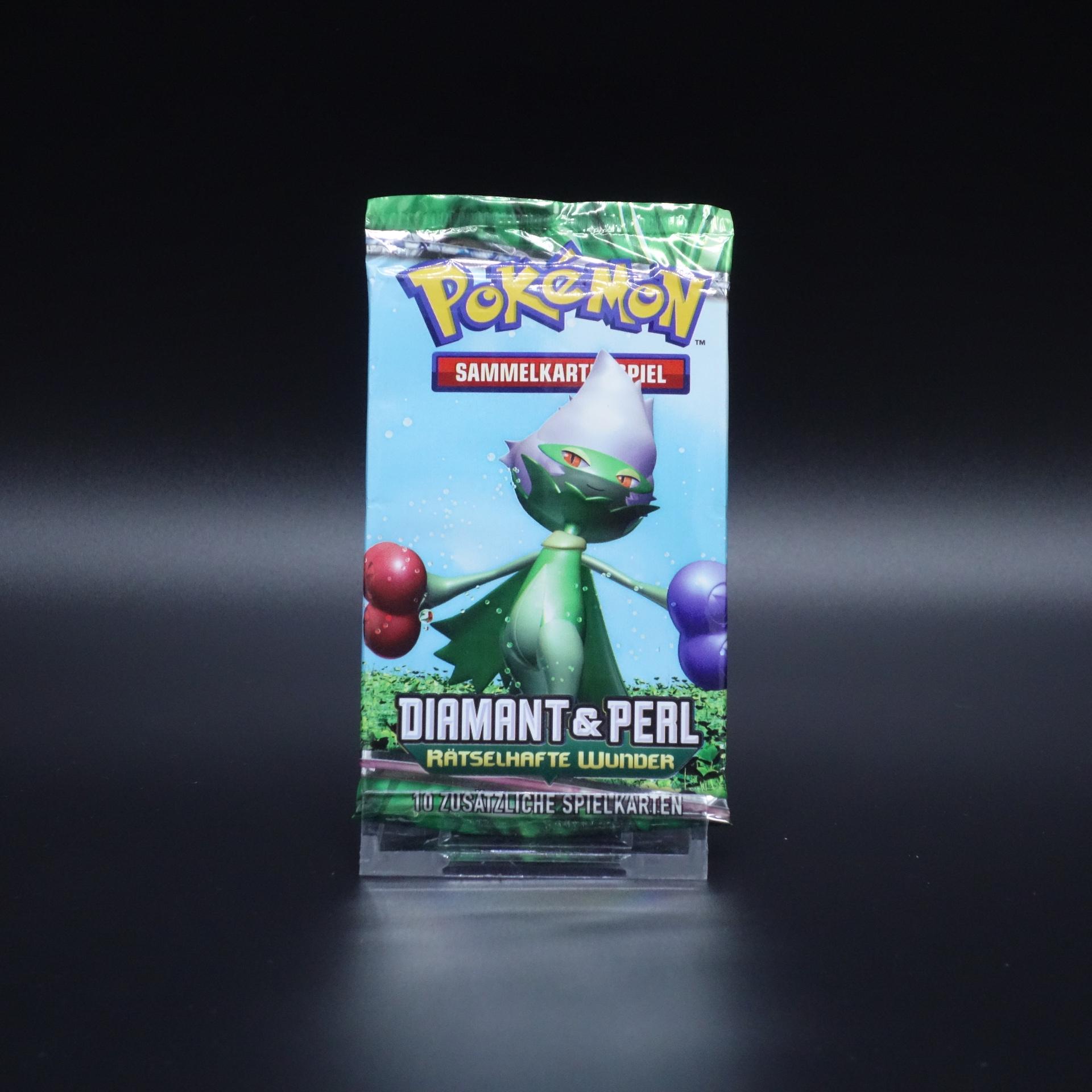 Pokemon Diamant & Perl Rätselhafte Wunder