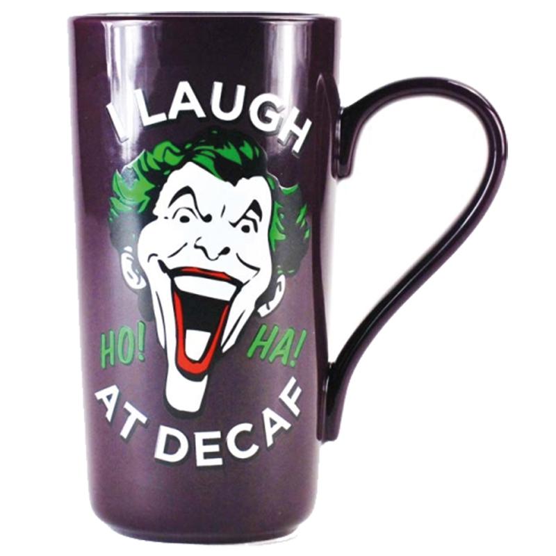 """Joker Milchkaffee Tasse Latte Mug """"Joker"""""""