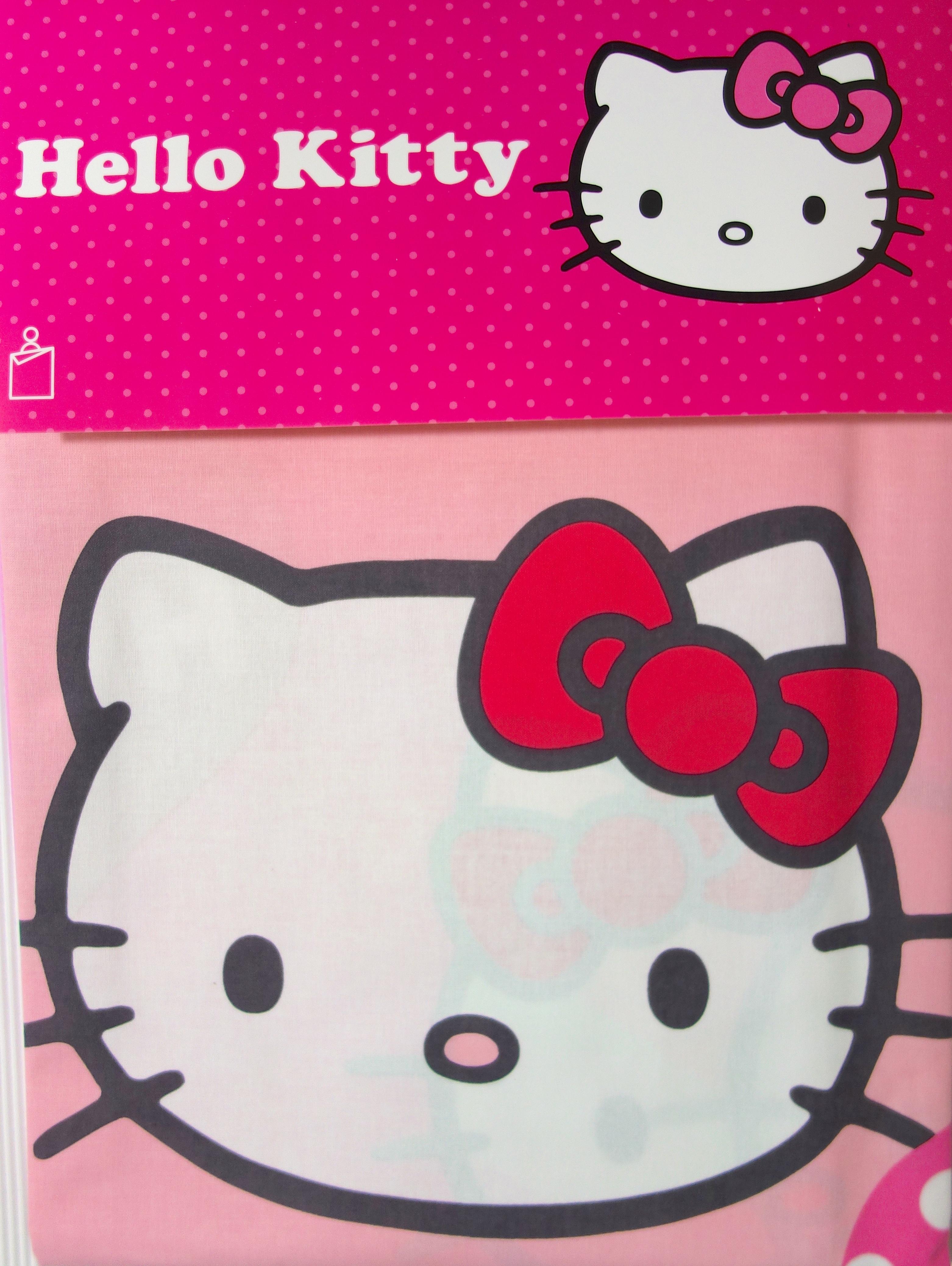 Hello Kitty Bettwäsche Apple Pink
