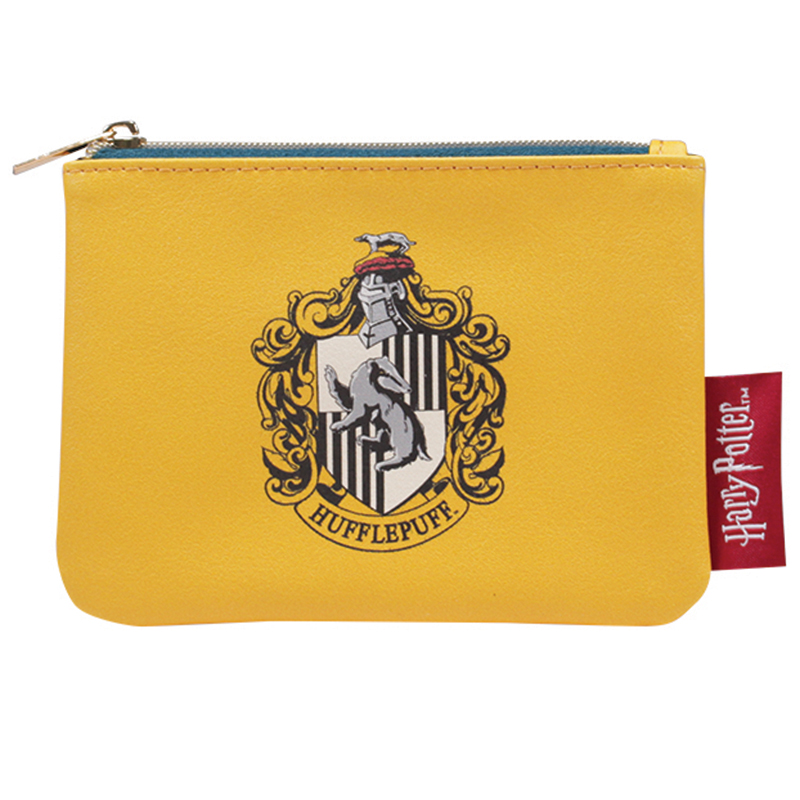 "Harry Potter Geldbörse Mini Purse ""Hufflepuff"" Täschchen"