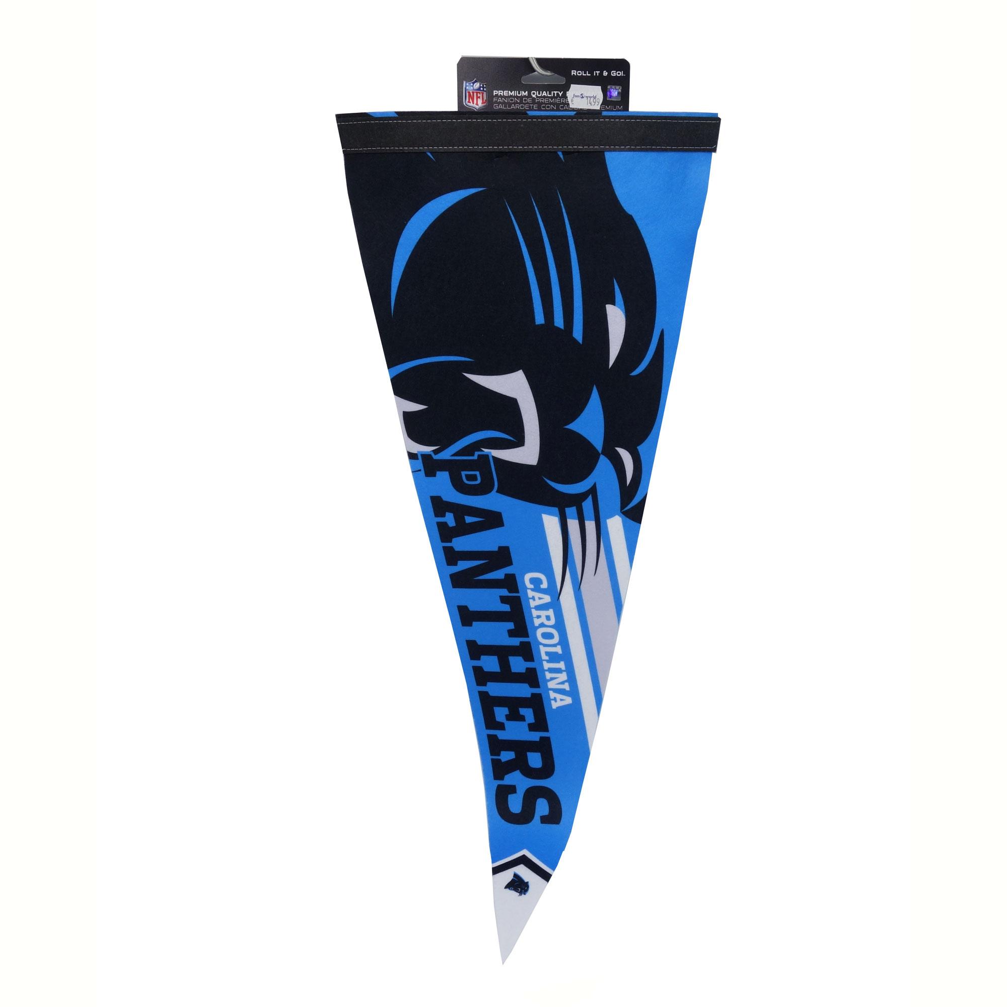 NFL Wimpel Carolina Panthers