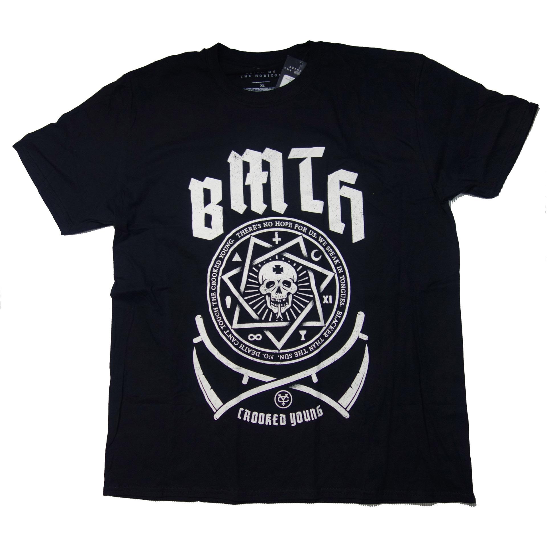 T-Shirt Bring Me The Horizon Crooked