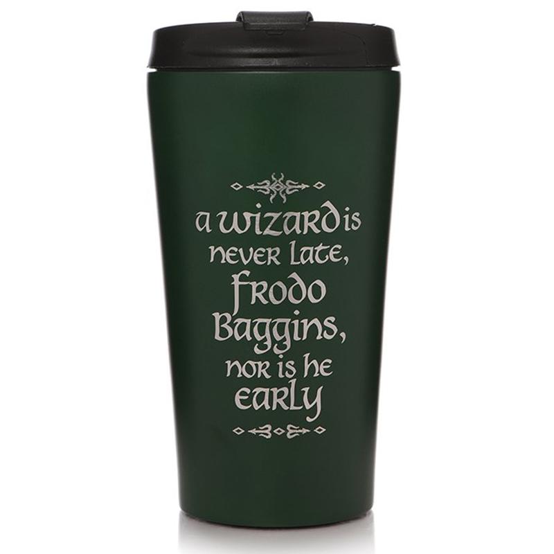 Der Herr der Ringe Coffee to Go Becher Travel Mug