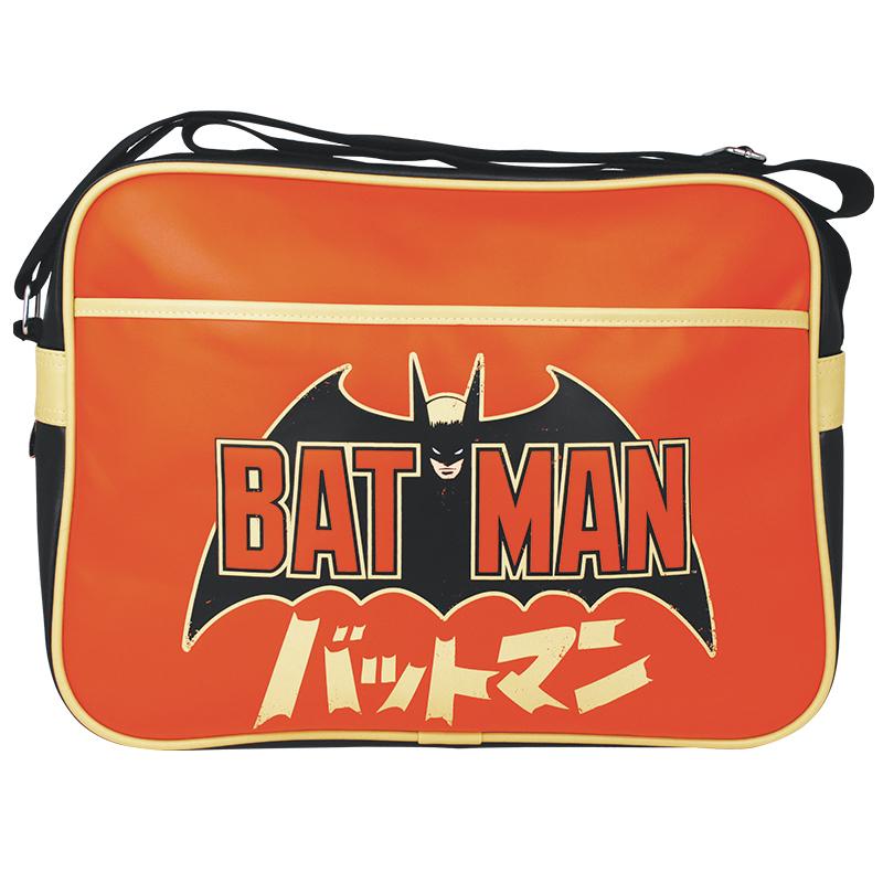 Batman Schultertasche Classic Tasche Orange