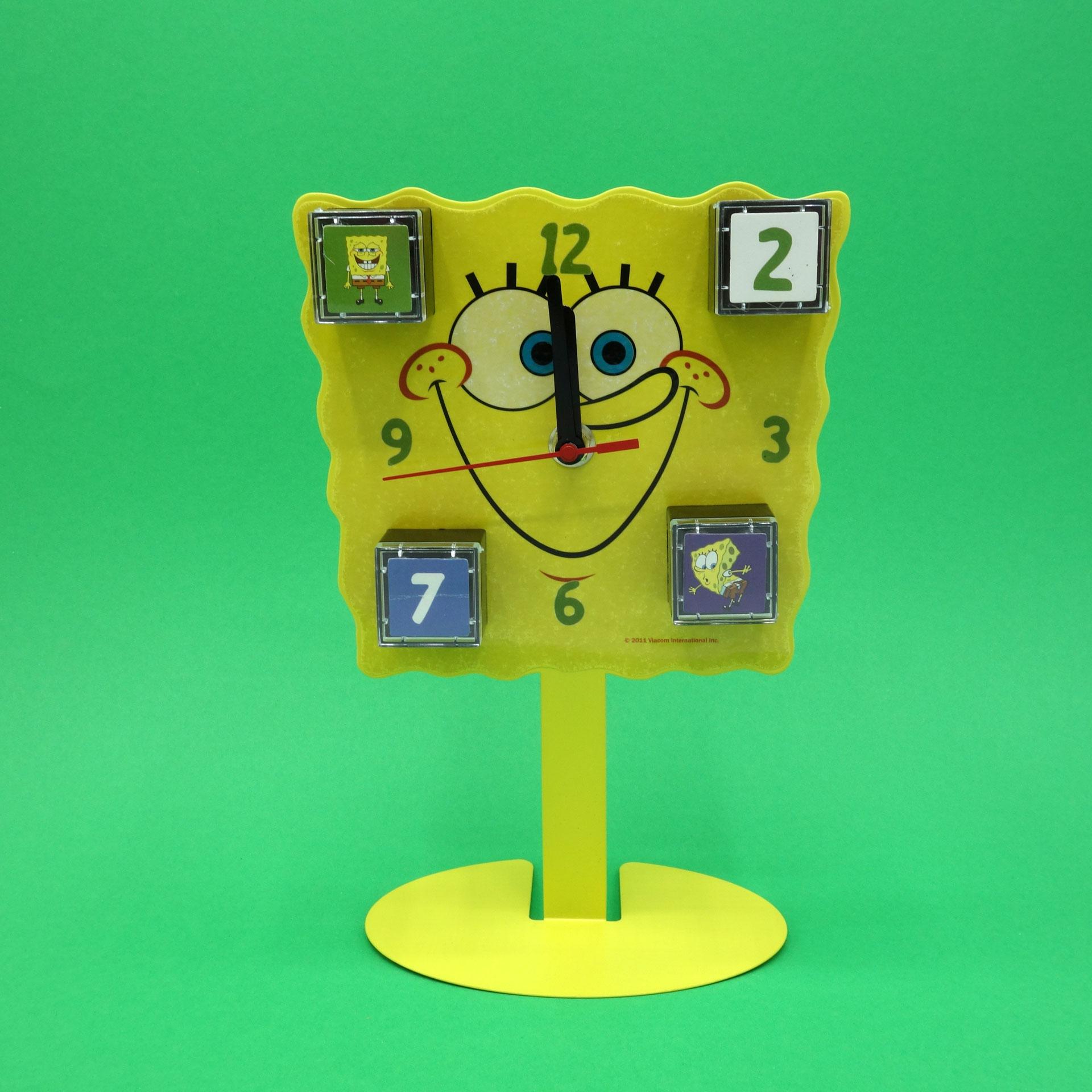 SpongeBob Schwammkopf Wecker