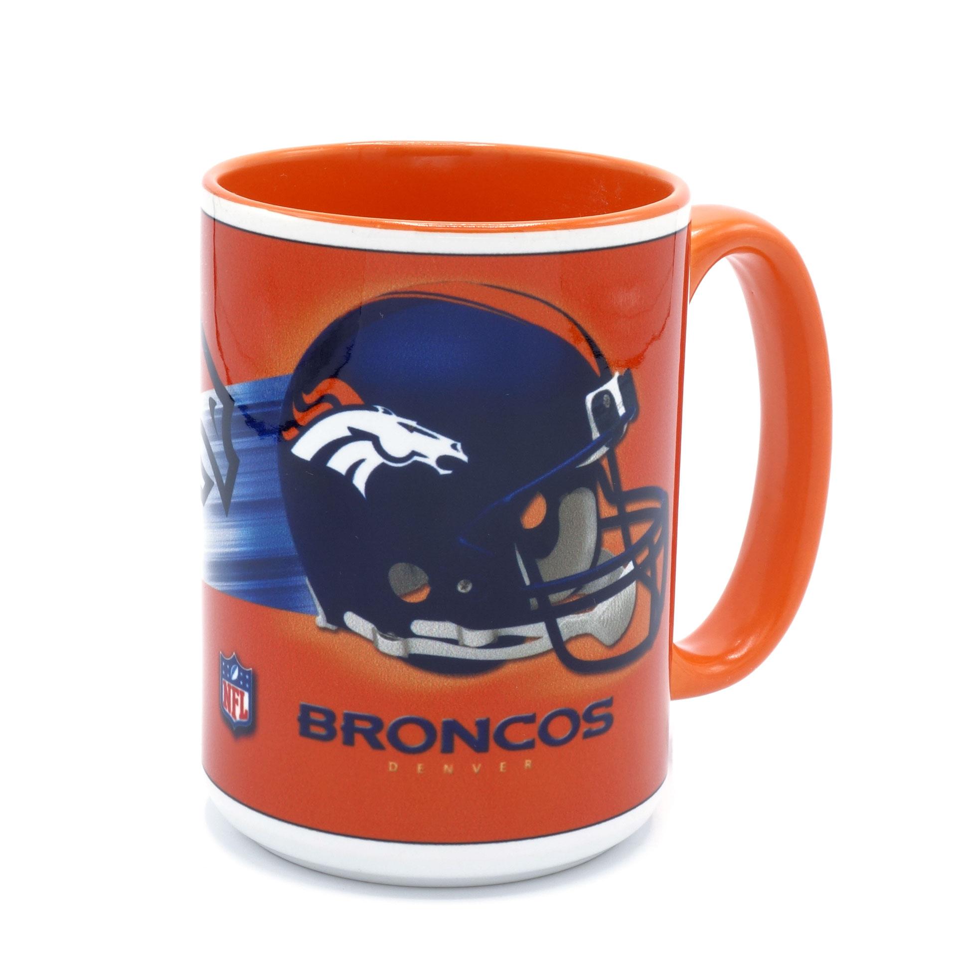 NFL Denver Broncos Tasse