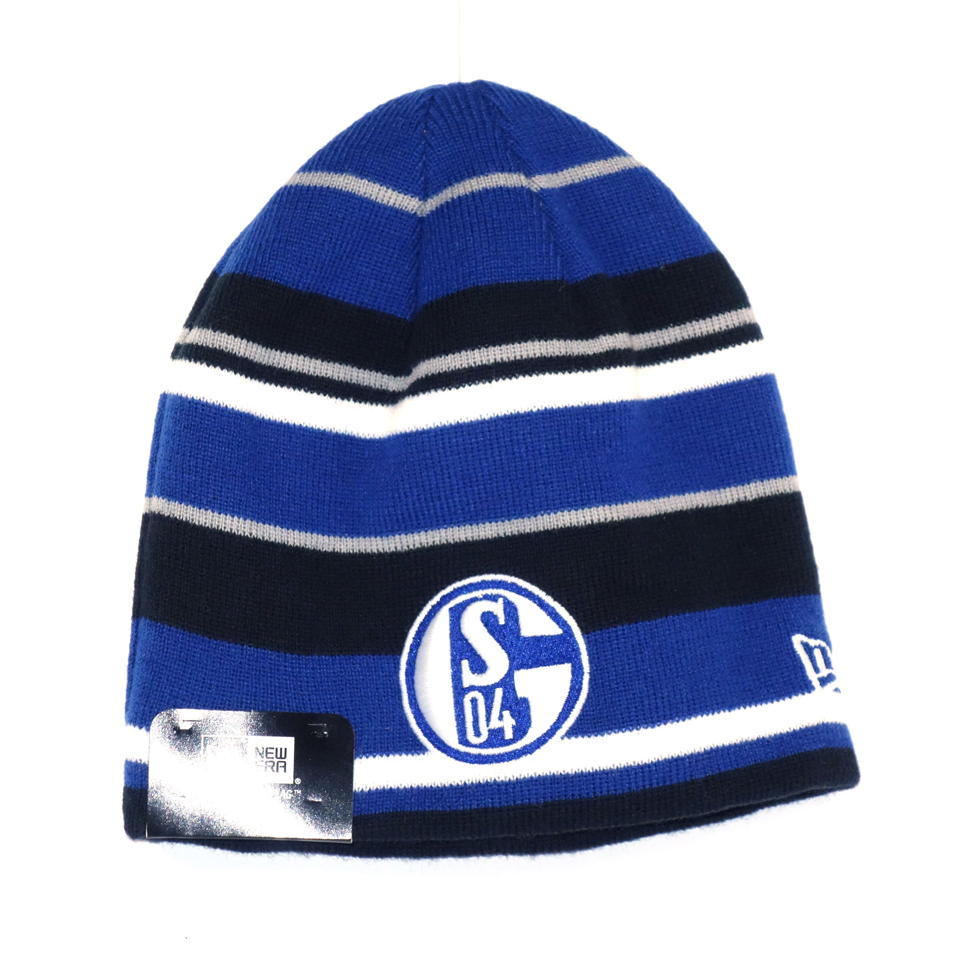 Schalke 04 New Era Wintermütze Bronx