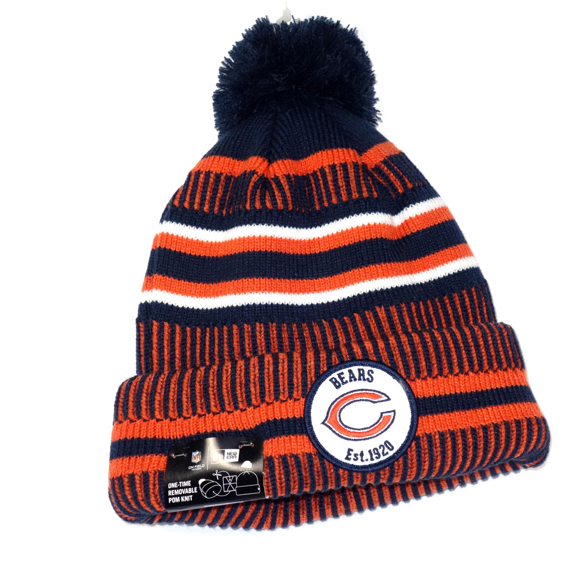 NFL Beannie Strickmütze Chicago Bears