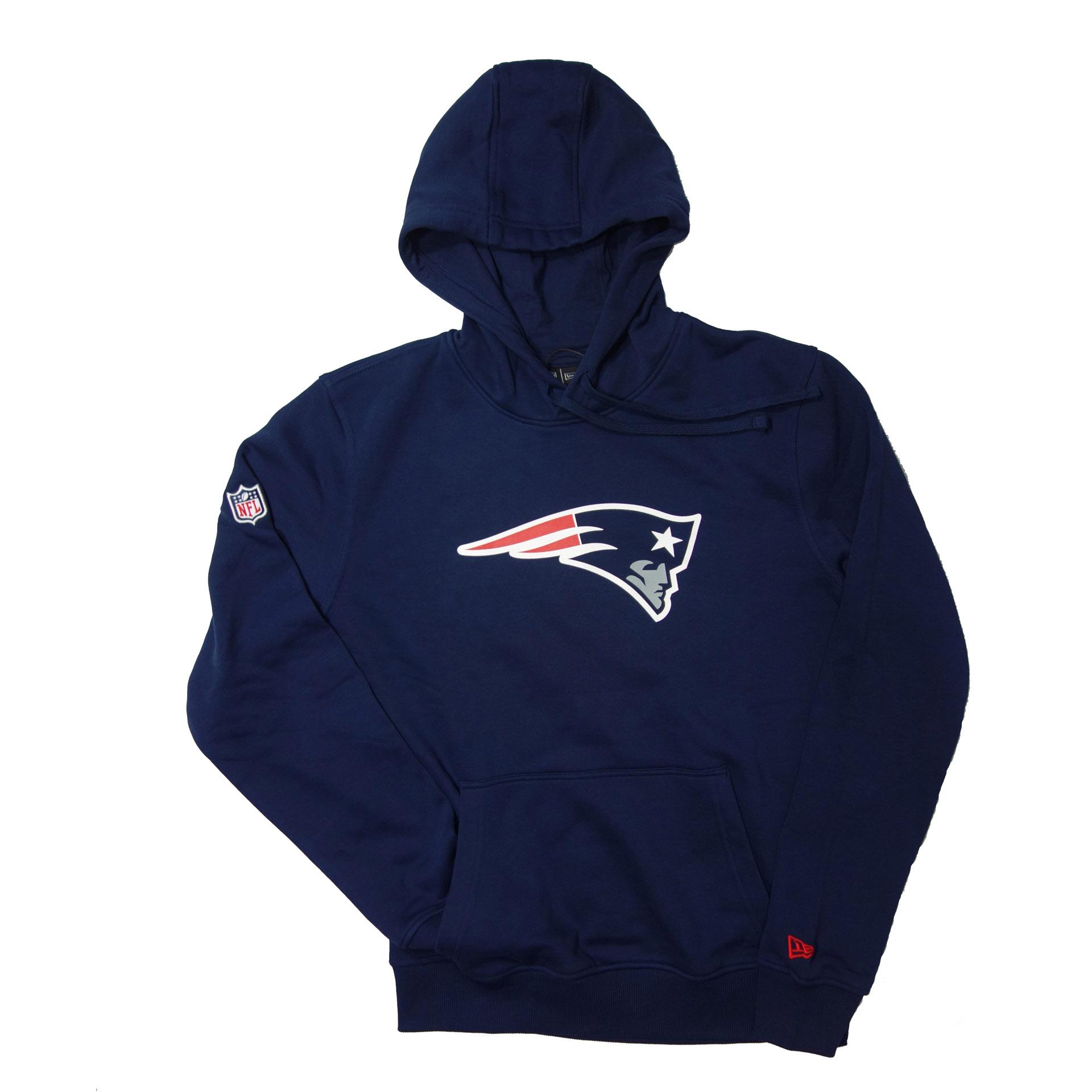 NFL New Era Hoodie Kapuzenpullover New England Patriots