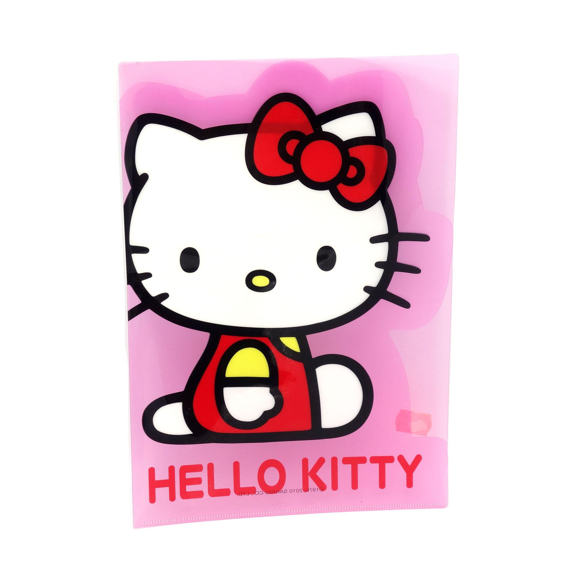 Hello Kitty Dokumente Mappe Din A4