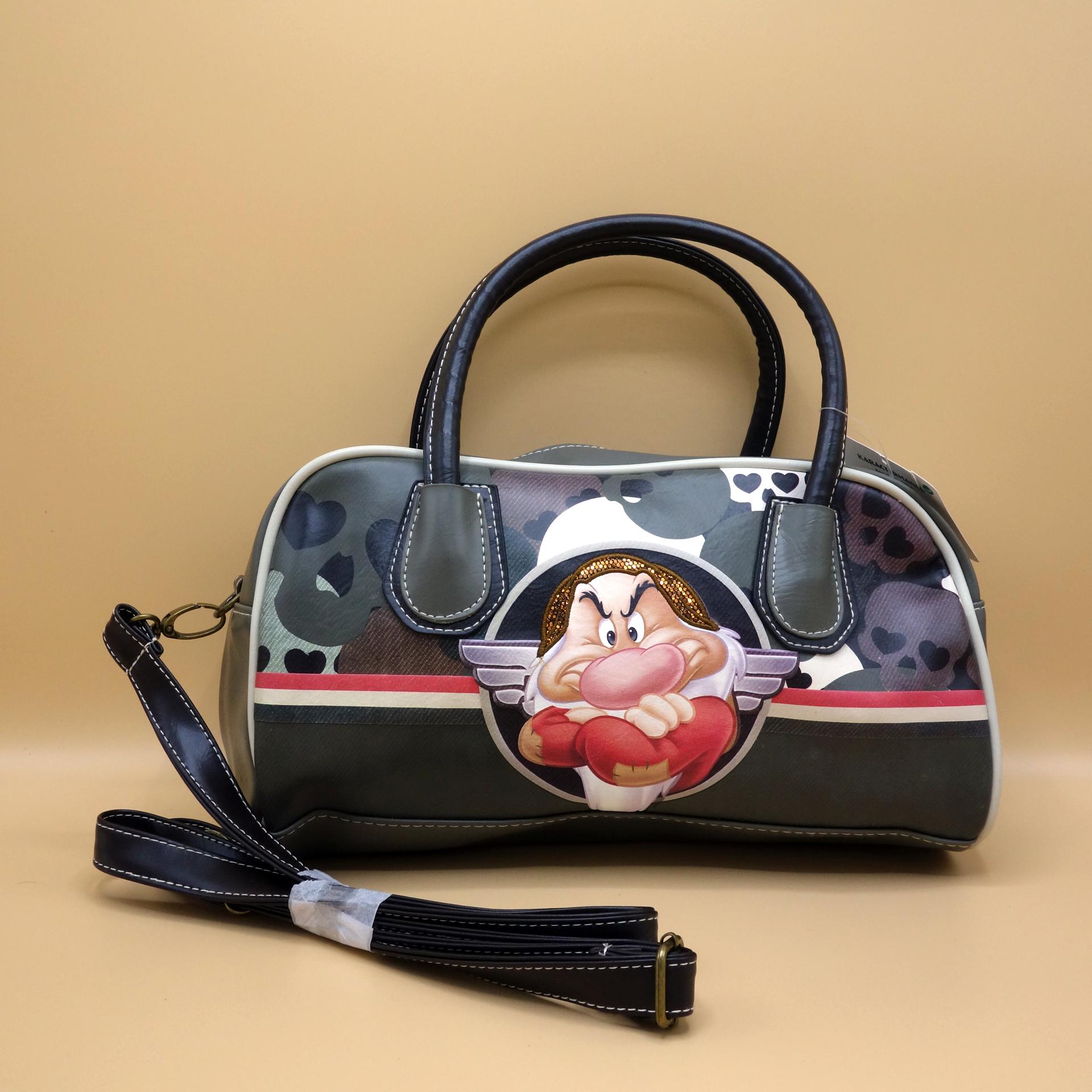 Disney Handtasche 7 Zwerge Grumpy