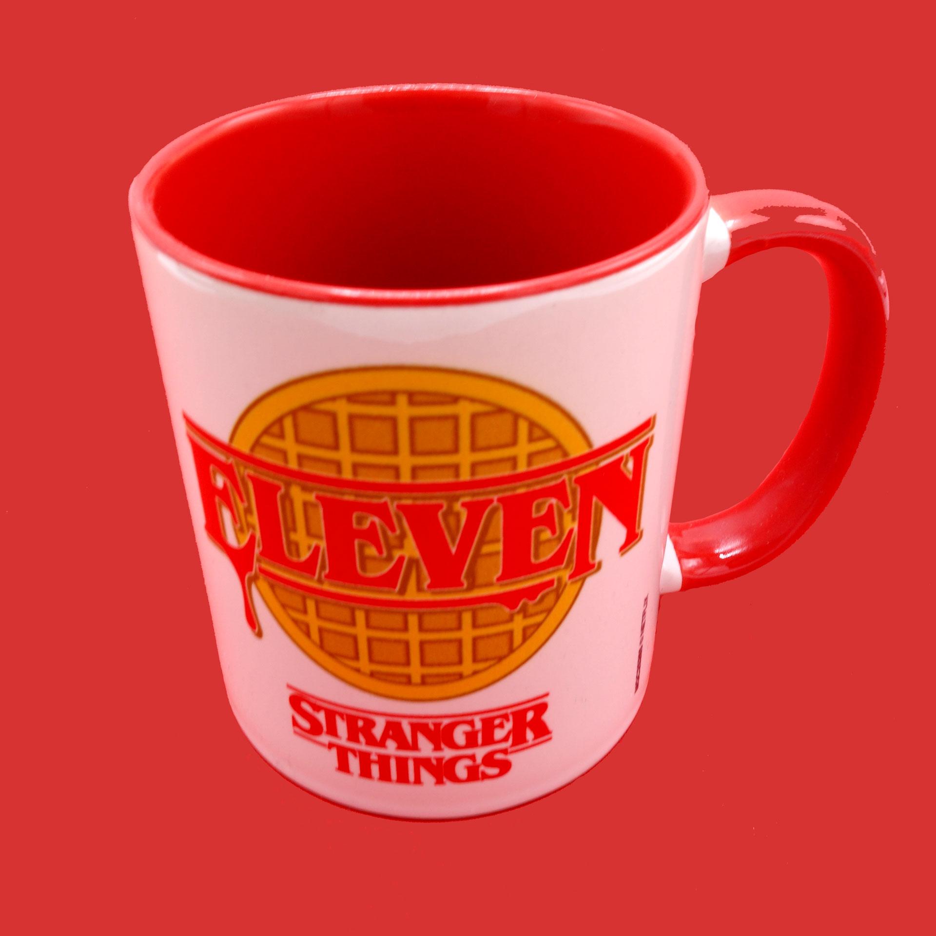 Stranger Things Becher Eleven Tasse
