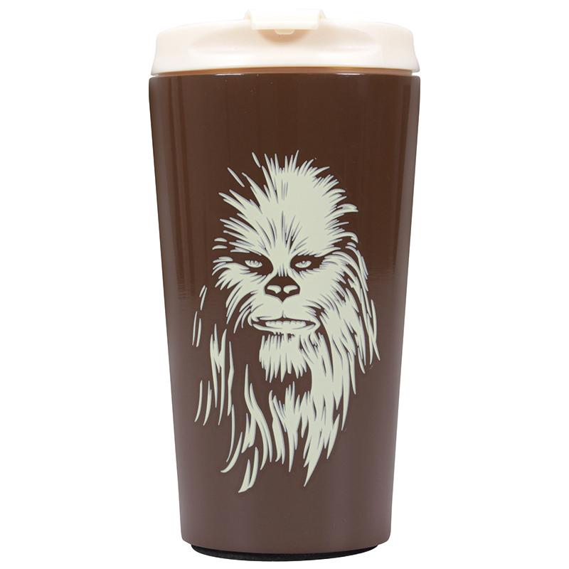 "Star Wars Coffee To Go Becher ""Chewbacca"" Travel Mug"