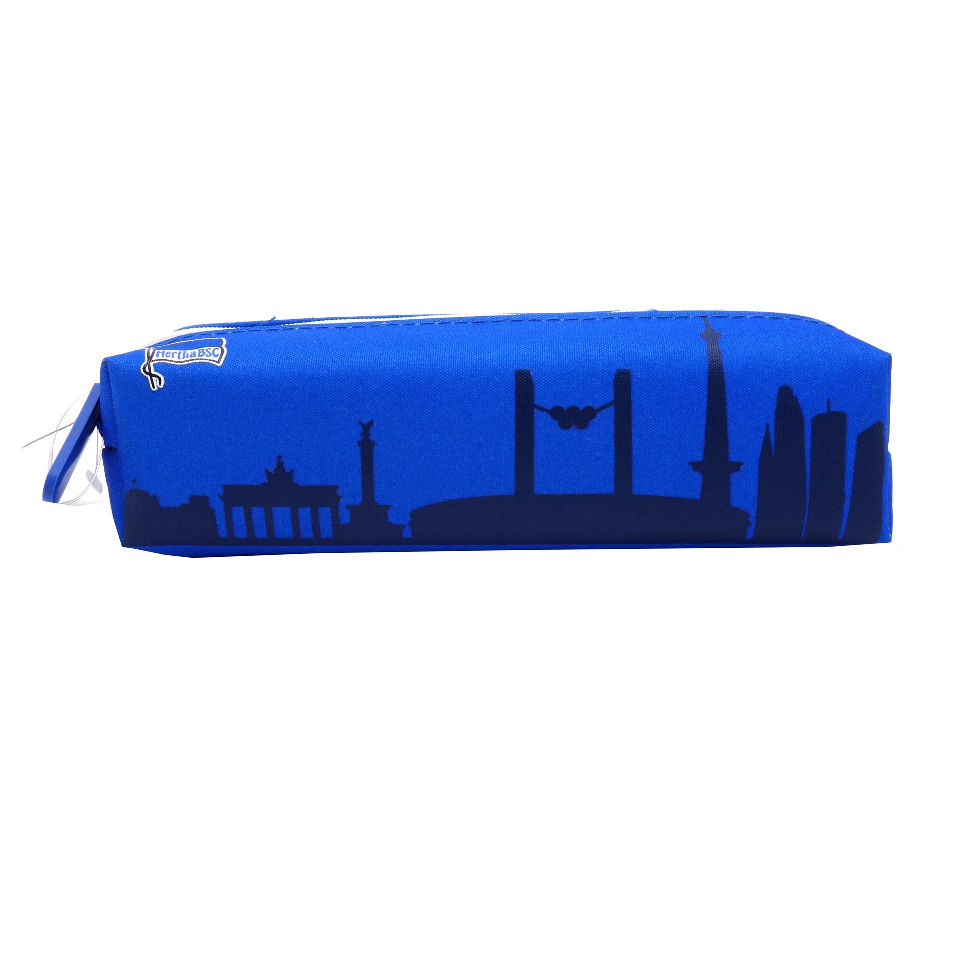 Hertha BSC Faulenzer Schlampertasche Skyline