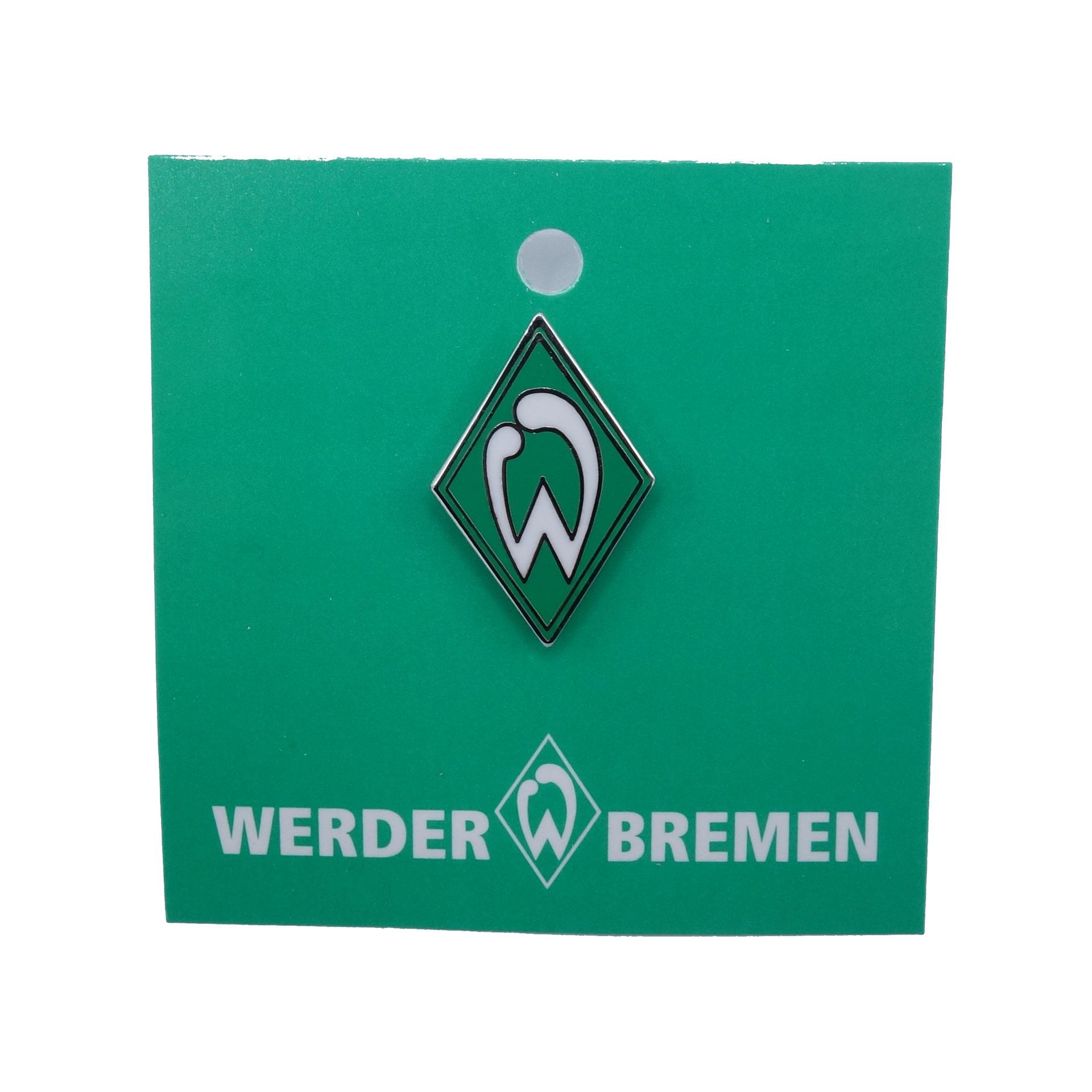 Werder Bremen Pin Anstecker Raute