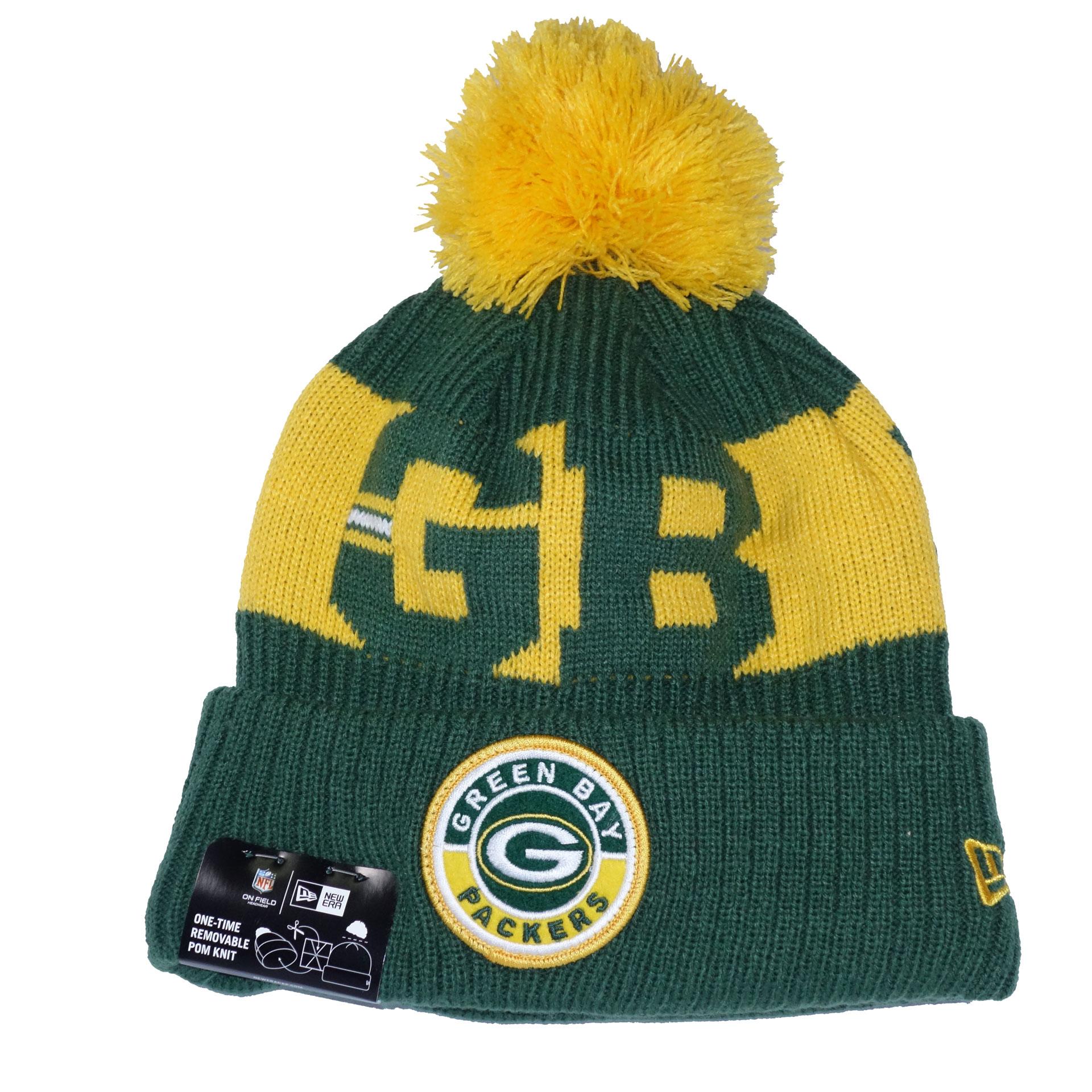 NFL Beanie Strickmütze Green Bay Packers