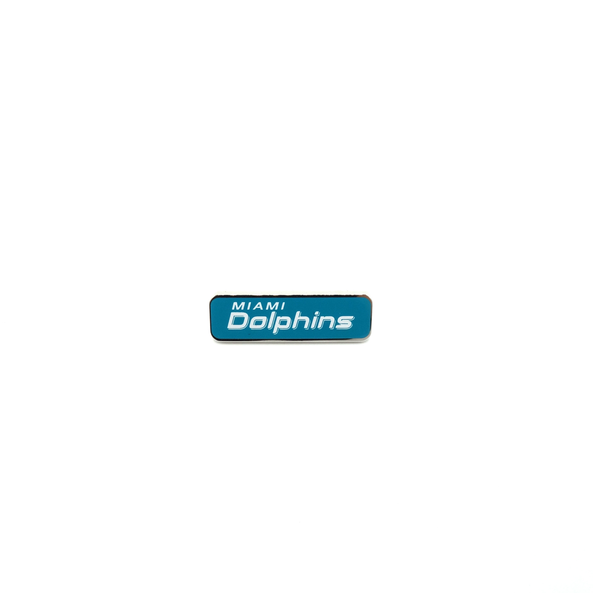 NFL Miami Dolphins Pin Schriftzug